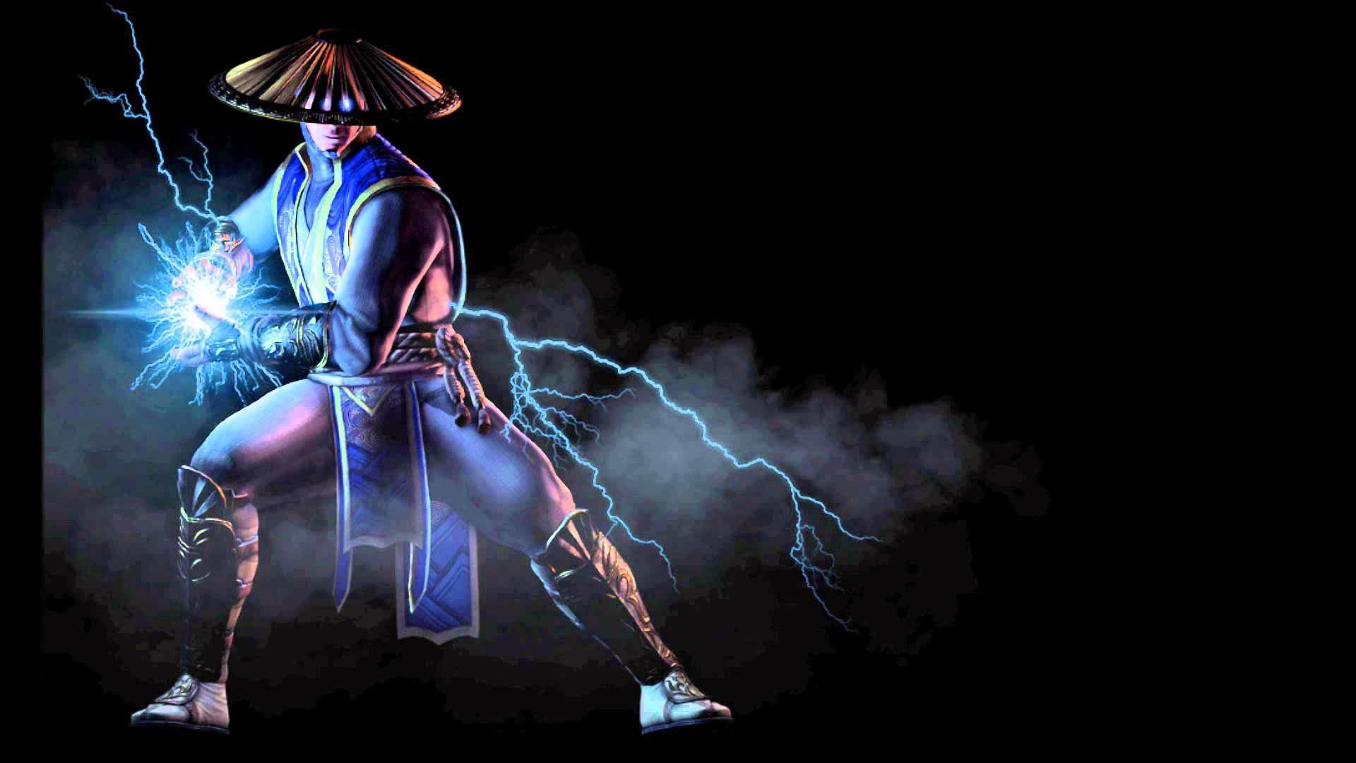 Raiden Mortal Kombat X wallpapers (61 Wallpapers)