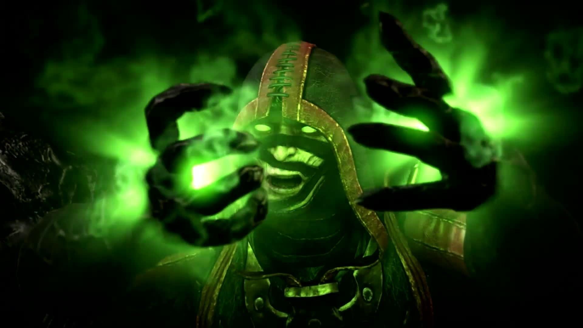 Mortal Kombat X Ermac wallpapers (22 Wallpapers)
