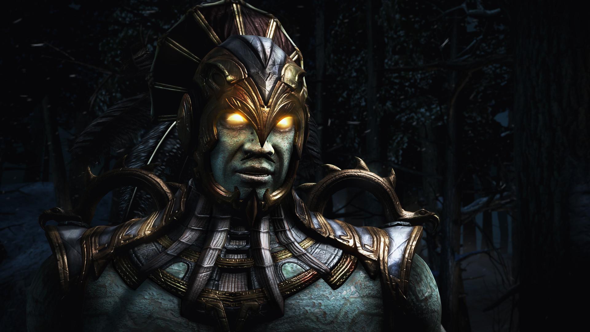 Mortal Kombat X Characters Wallpaper