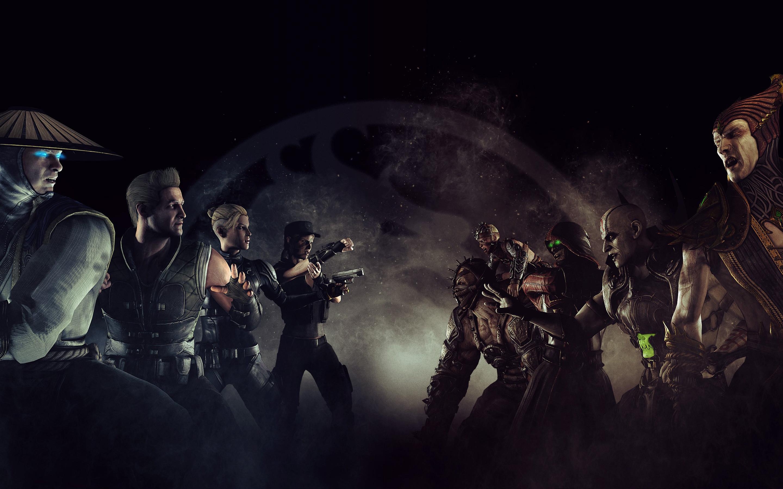 Mortal Kombat X Fighters Wallpapers   HD Wallpapers