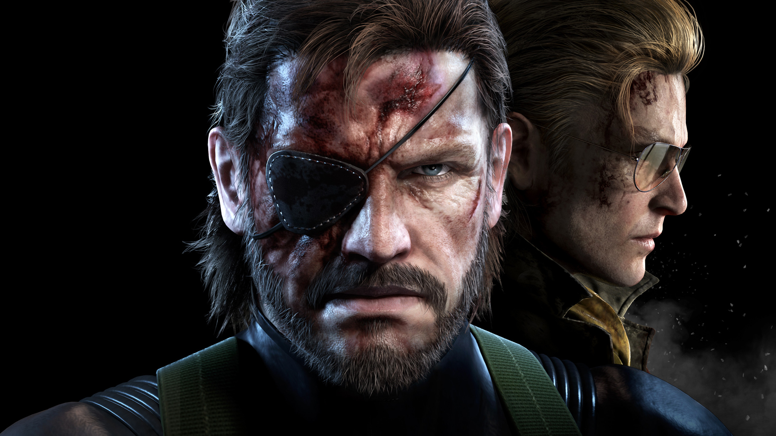 Metal Gear Solid V: The Phantom Pain Solid Snake · HD Wallpaper |  Background ID:665805