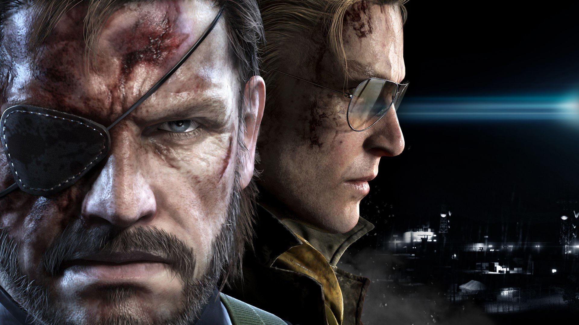 Metal Gear Solid V Game Wallpaper