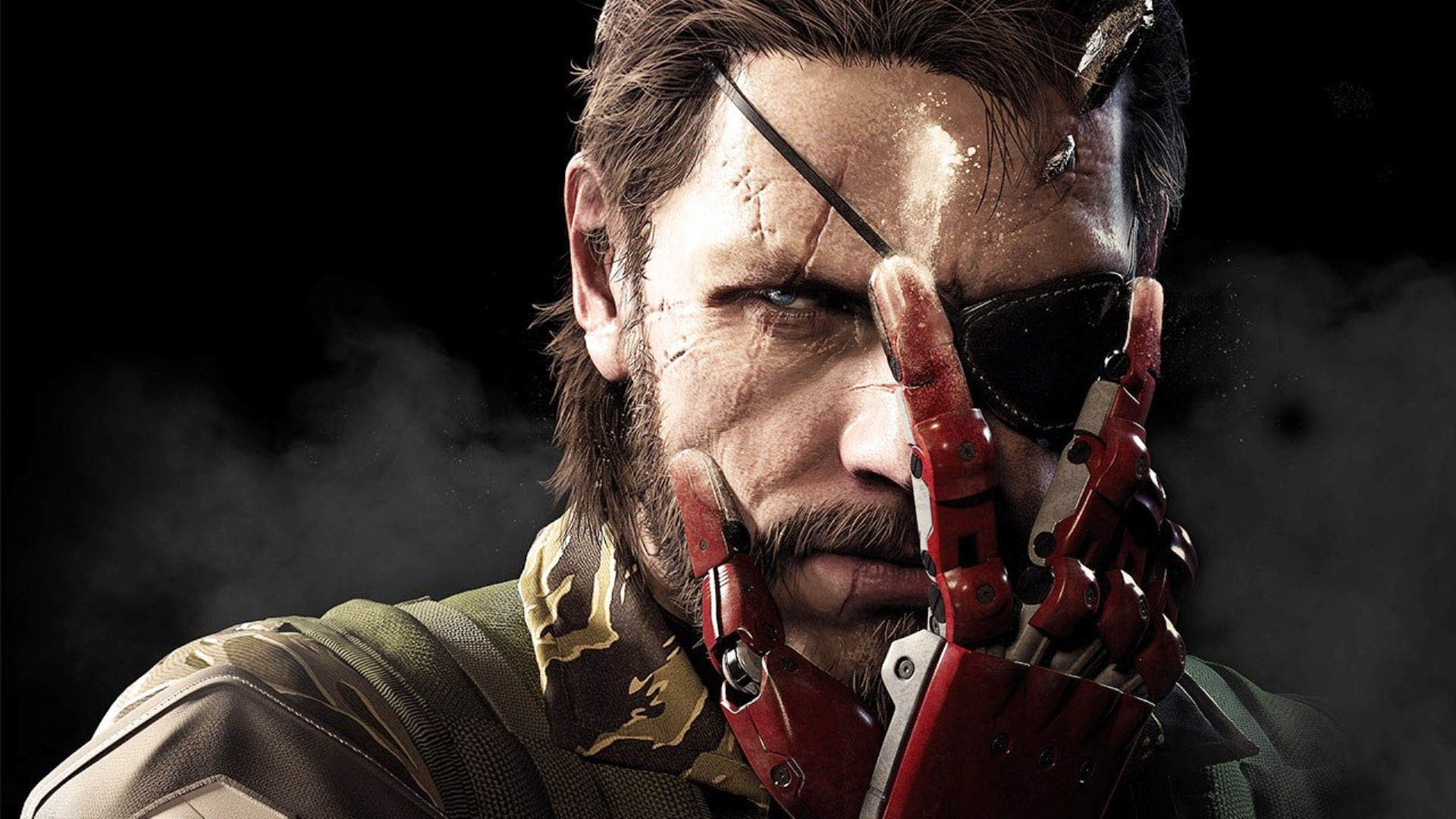 20 Minutes of Metal Gear Solid The Phantom Pain Gameplay – PAX Prime 2015