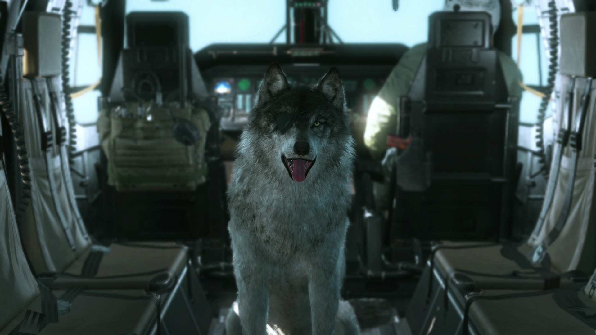 3 D-Dog (Metal Gear Solid) HD Wallpapers | Backgrounds – Wallpaper Abyss