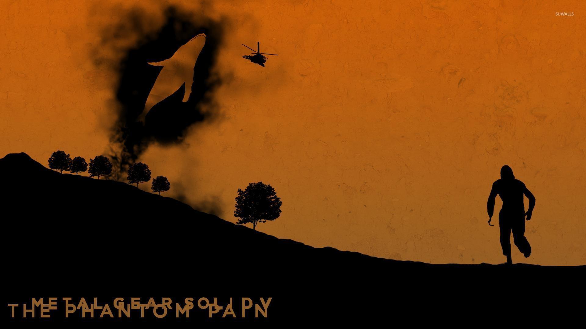 Metal Gear Solid V: The Phantom Pain [2] wallpaper jpg