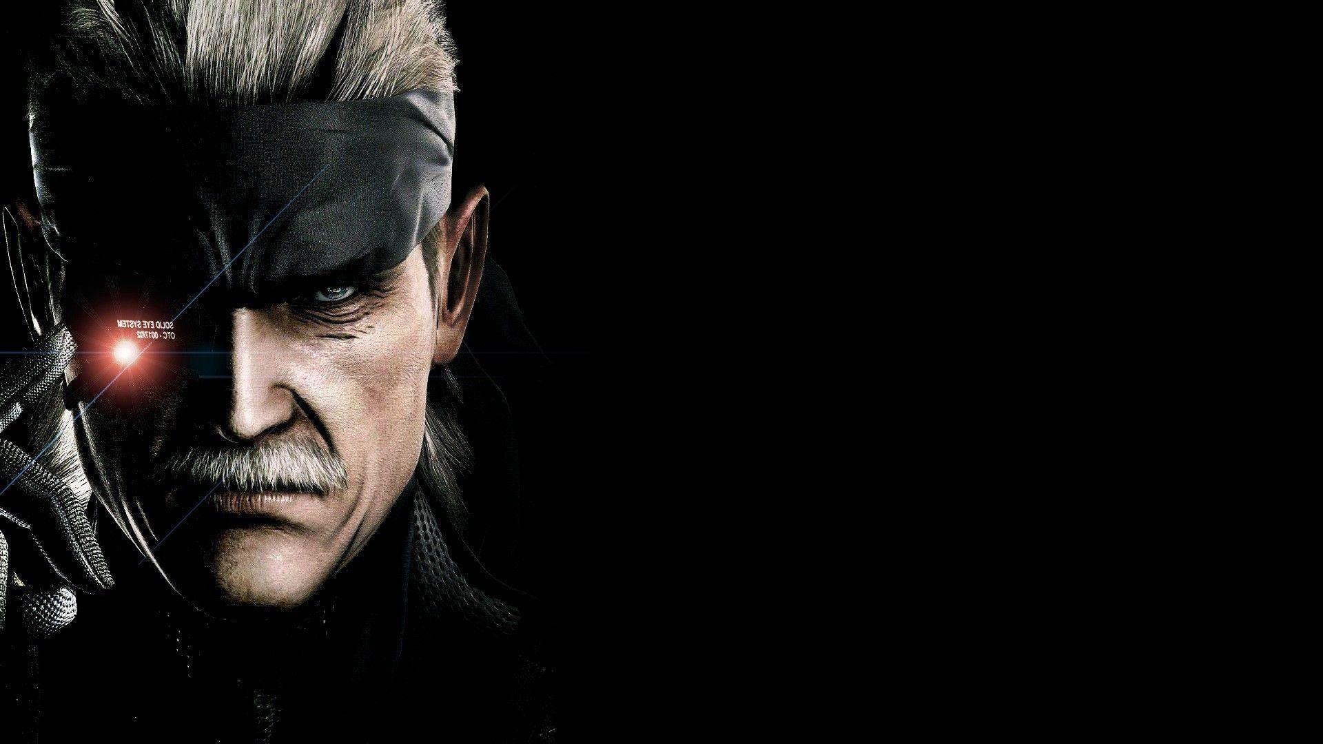 Metal Gear Solid V Video Game Wallpaper (6565) – Download Game .