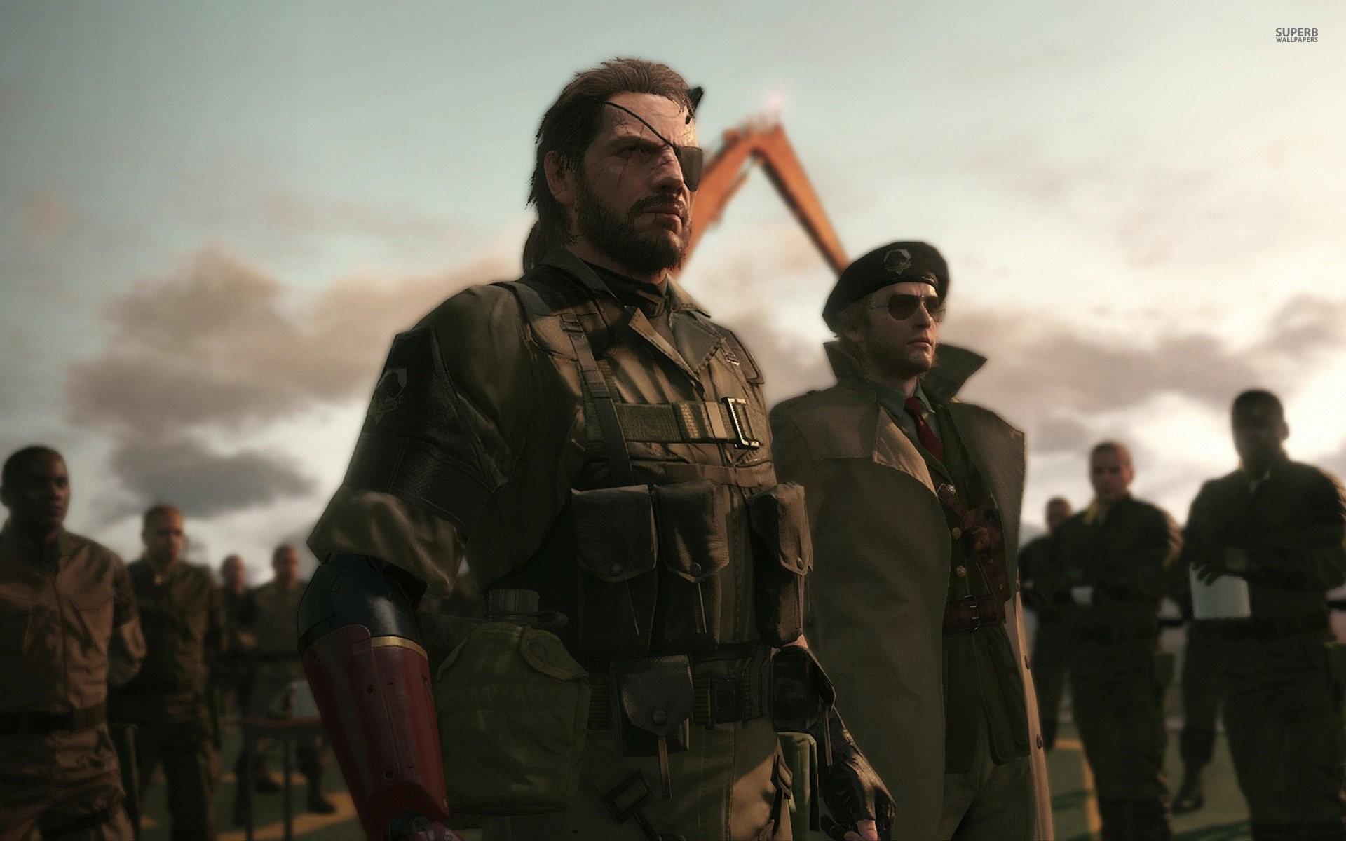 Metal Gear Solid V The Phantom Pain 861552