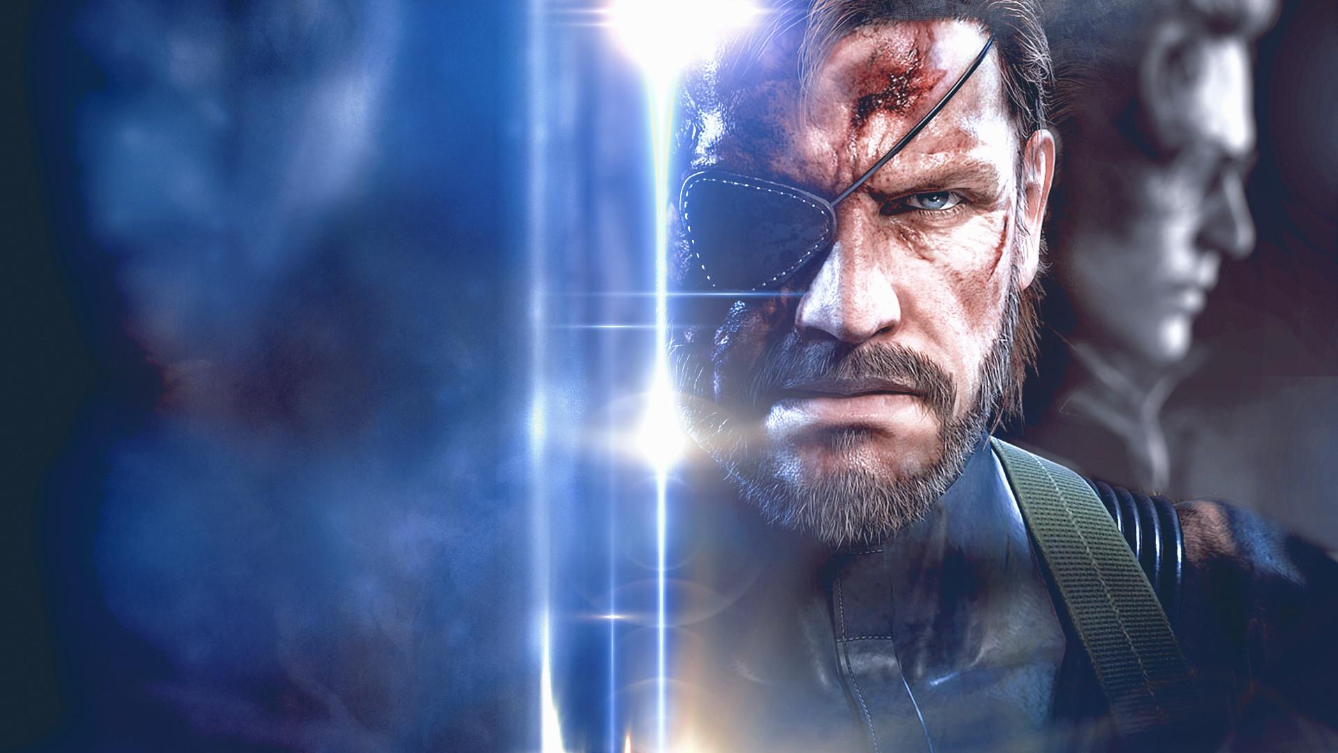 Video Game – Metal Gear Metal Gear Solid Solid Snake Big Boss (Metal Gear  Solid