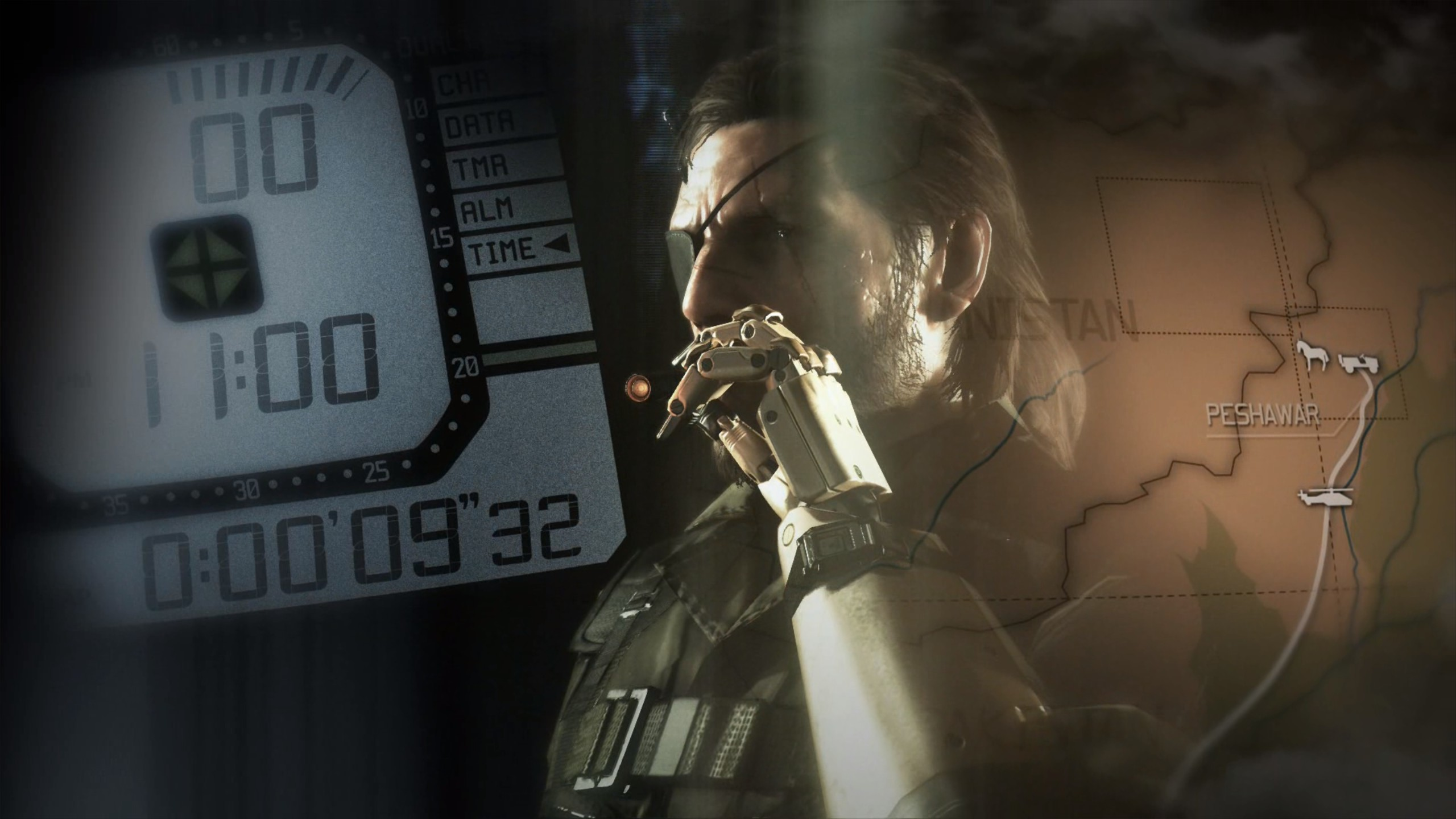 Metal Gear Solid V Phantom Pain 2K Wallpapers