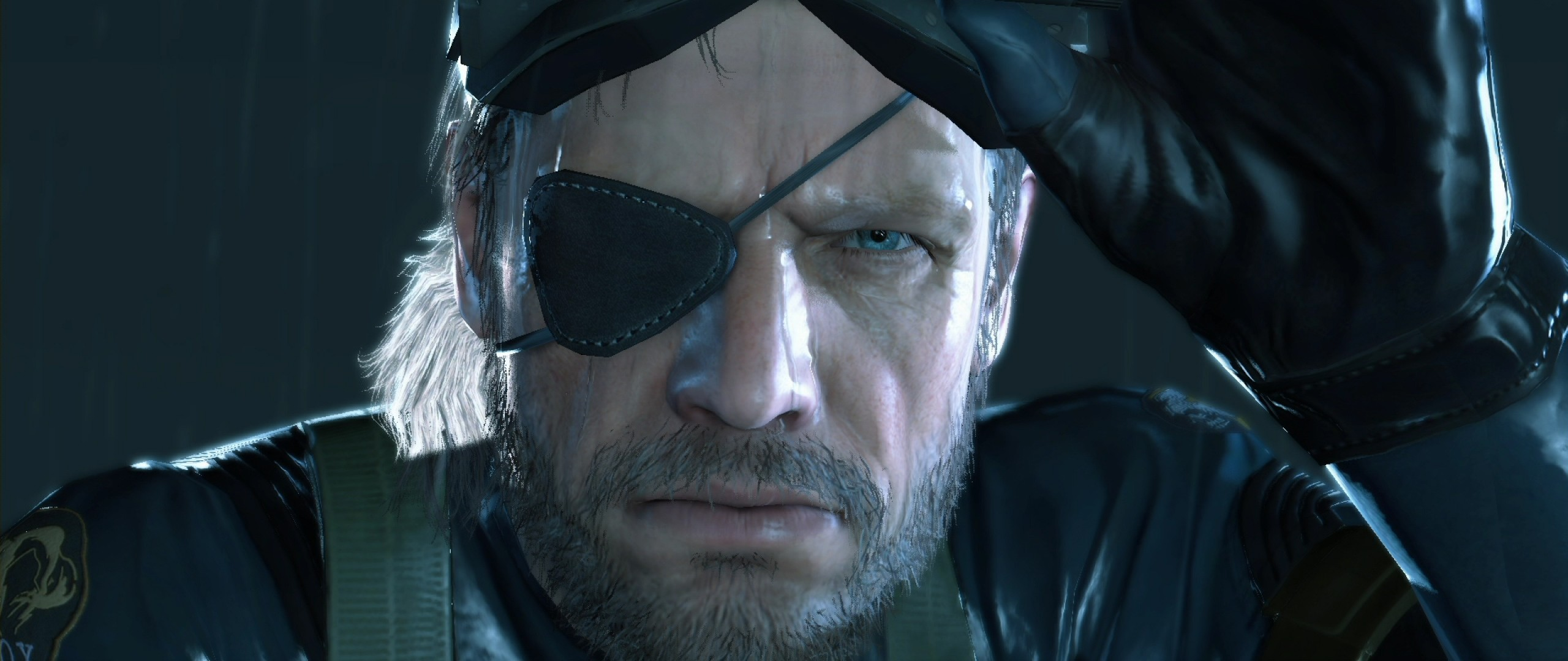 Preview wallpaper metal gear solid v ground zeroes, action, announcement  2560×1080