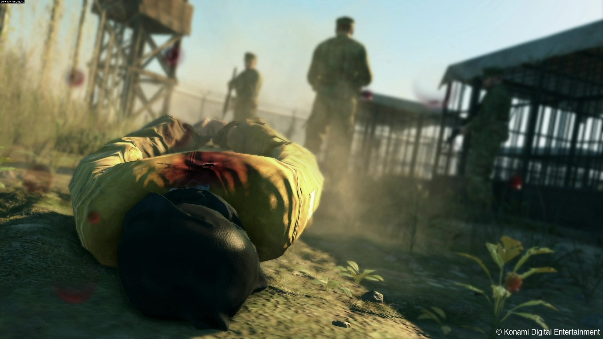 Sutton Sinclair – HD Widescreen Wallpapers – metal gear solid v the phantom  pain backround –
