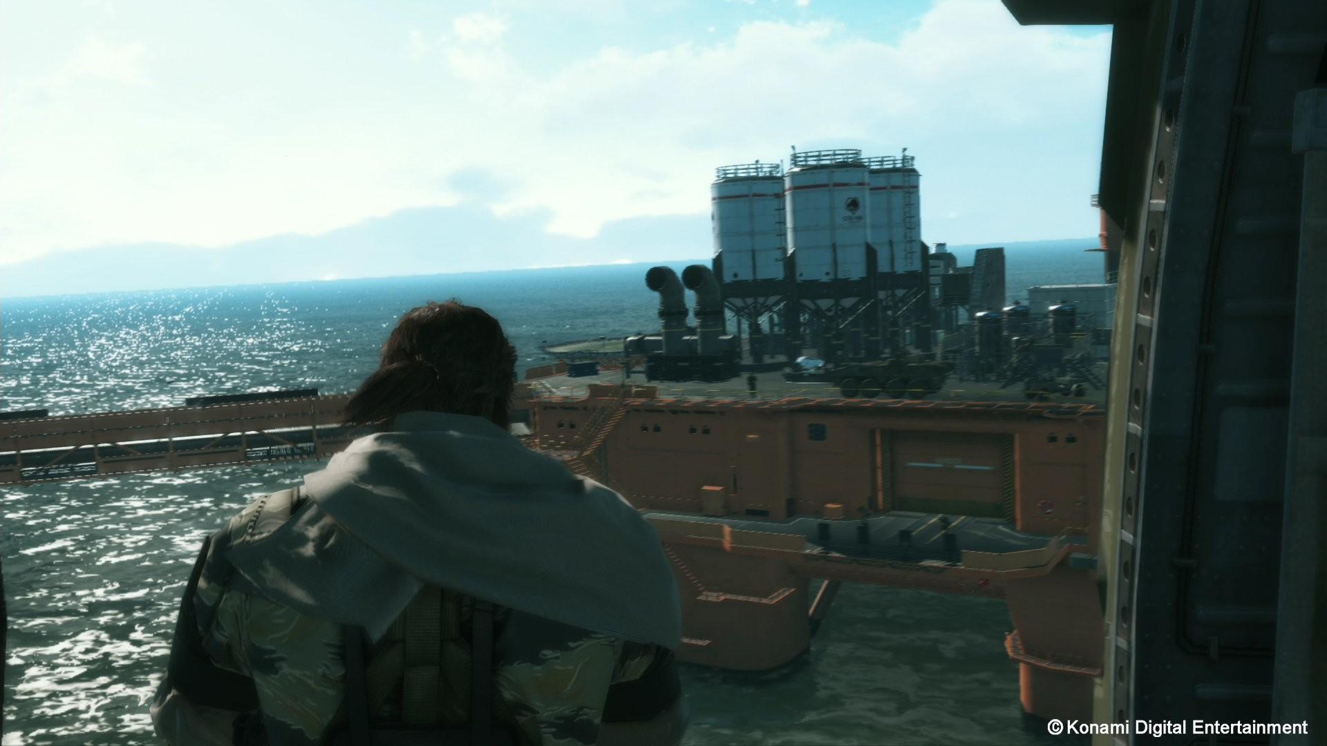 … Metal Gear Solid V: The Phantom Pain · HD Wallpaper | Background  ID:528107