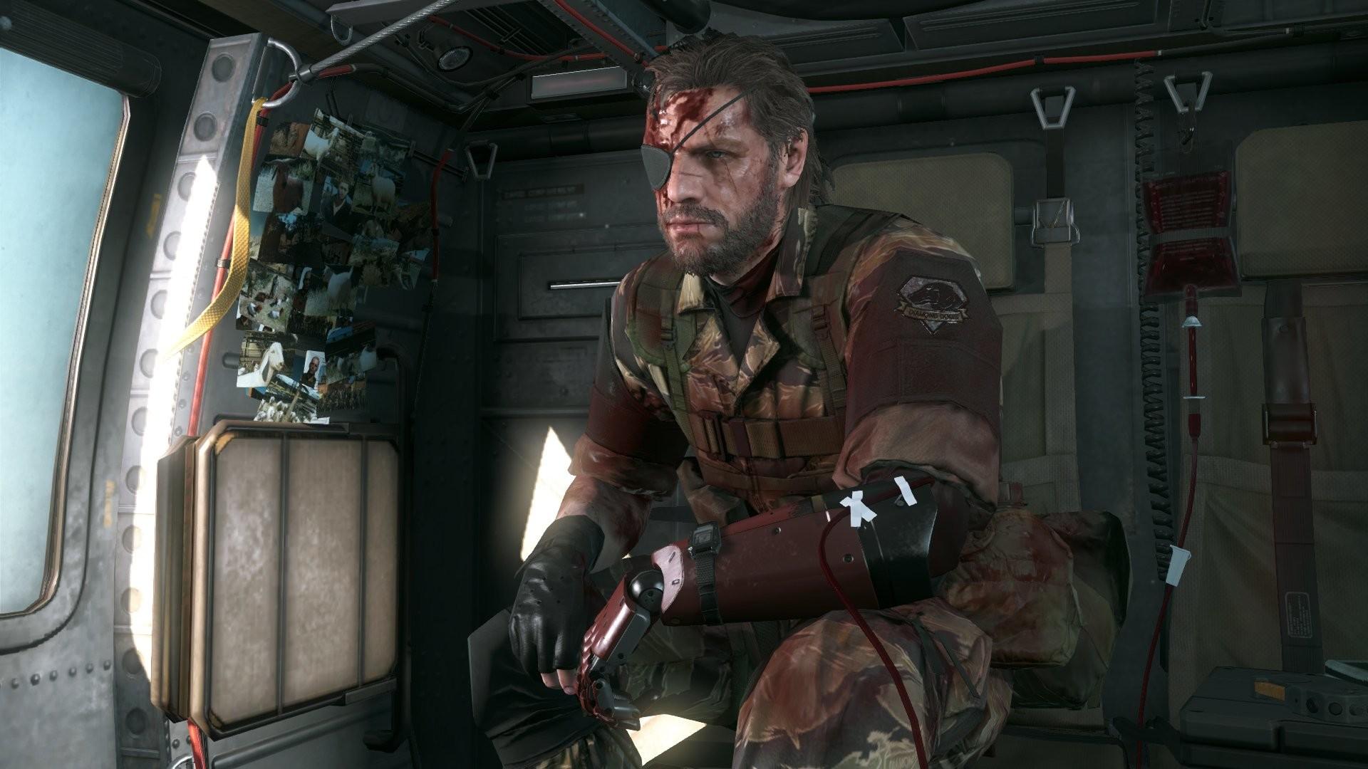 … Metal Gear Solid V: The Phantom Pain · HD Wallpaper | Background  ID:602858