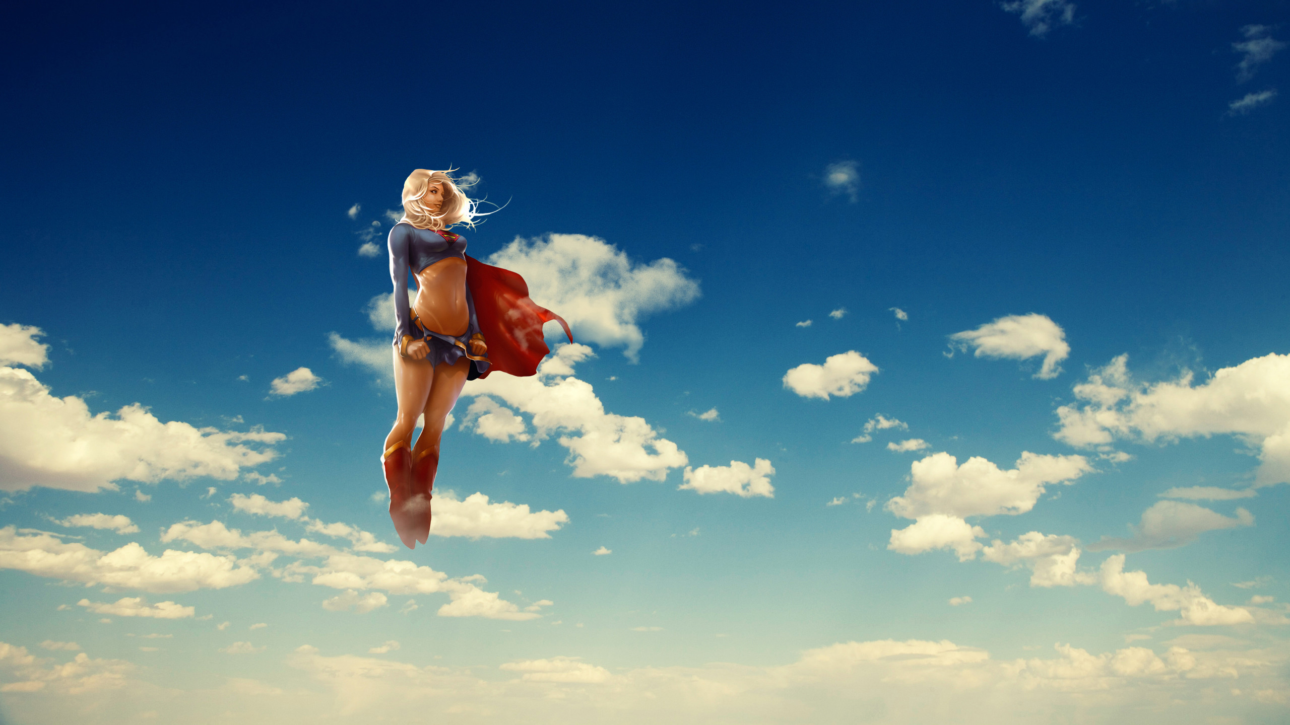 Super woman – My HD Wallpapers