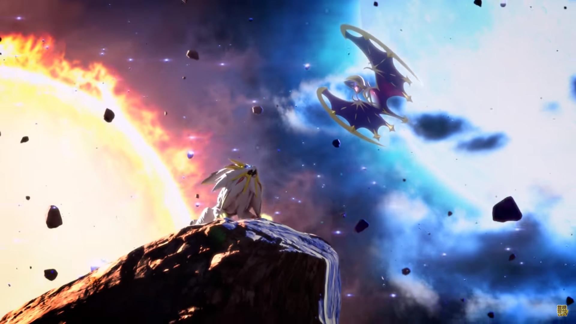 Pokemon Sun and moon Wallpapers