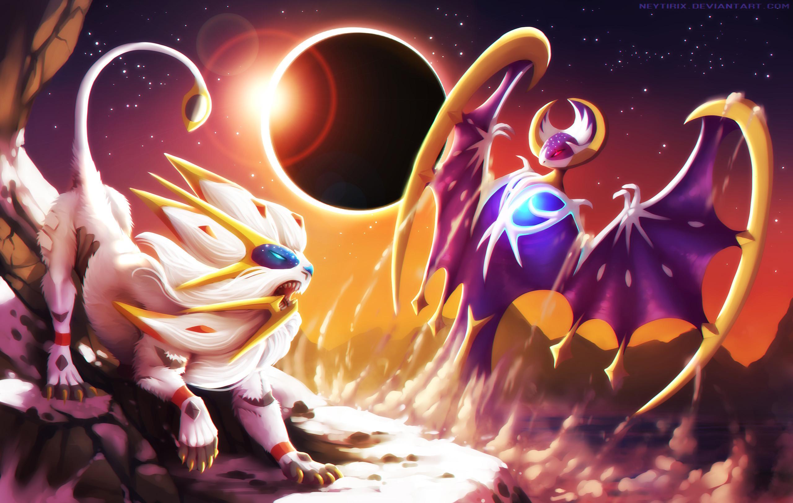 … Sun And Moon Solgaleo · HD Wallpaper | Background ID:780128