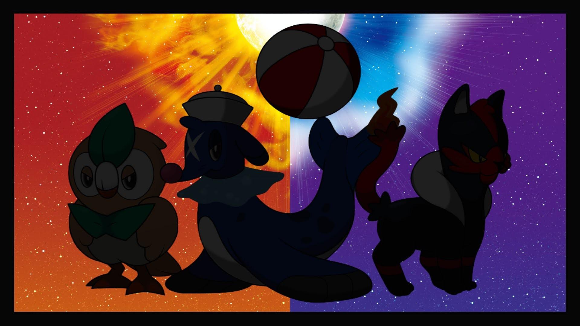 STARTER FINAL EVOLUTIONS POTENTIAL LEAK! (Pokemon Sun and Moon) – YouTube