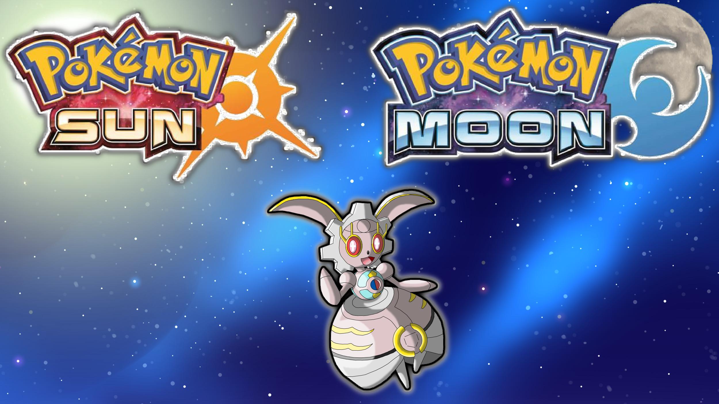… Pokemon Sun and Moon by scott910