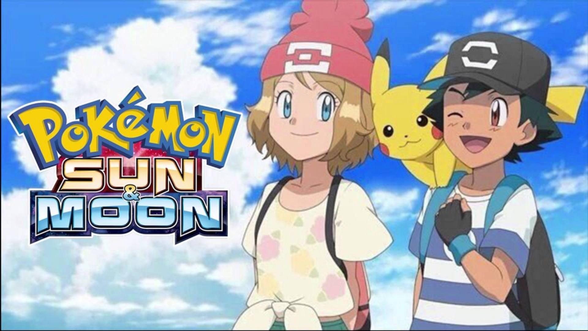 Pokemon Sun And Moon Serena HD Wallpapers 1080p