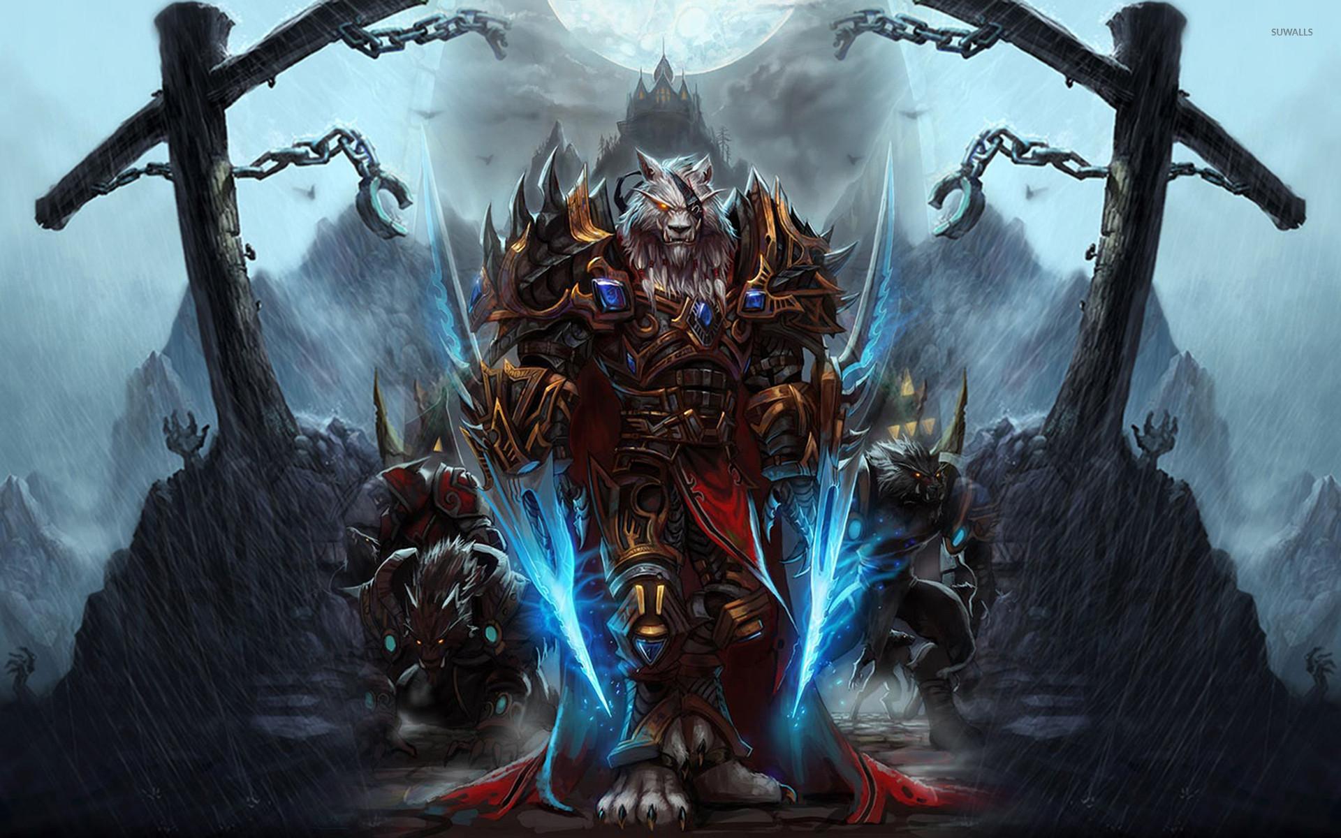 World of Warcraft [5] wallpaper jpg