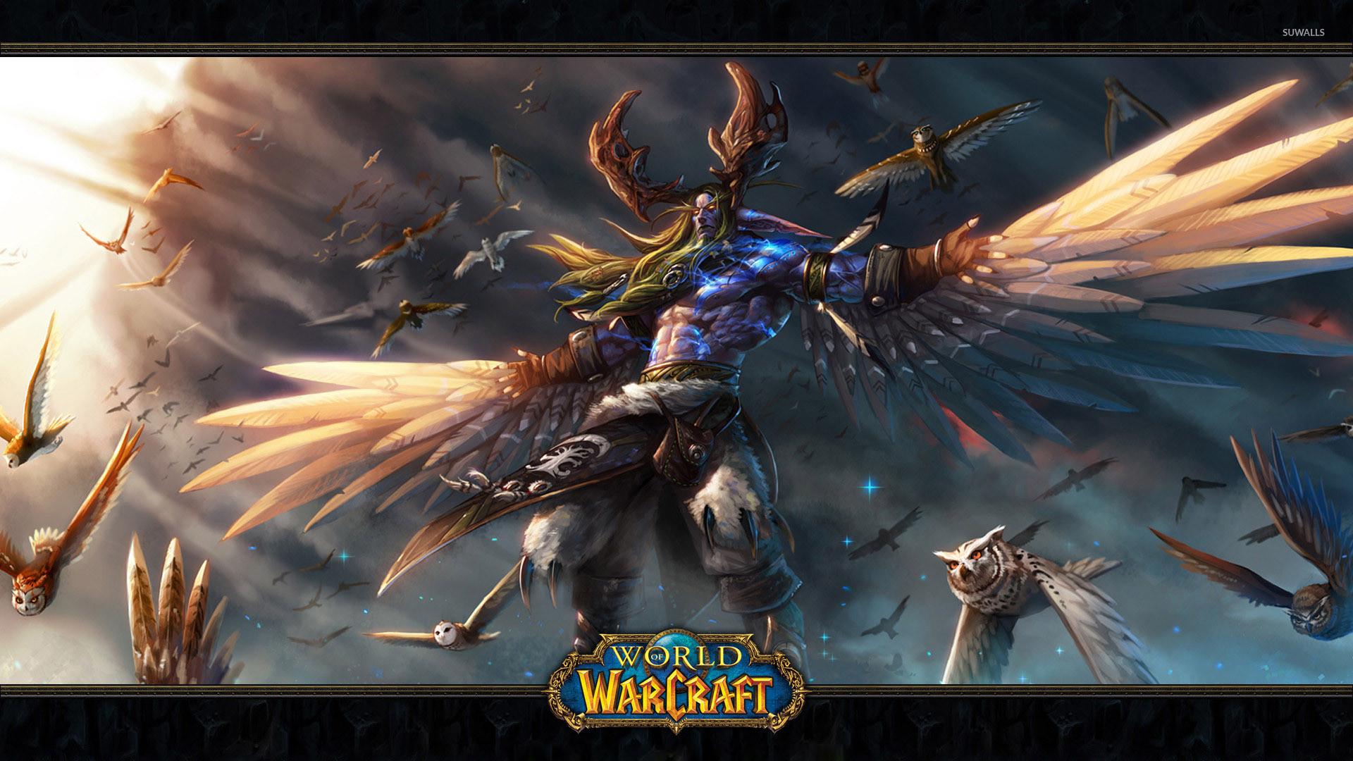 World of Warcraft [6] wallpaper jpg