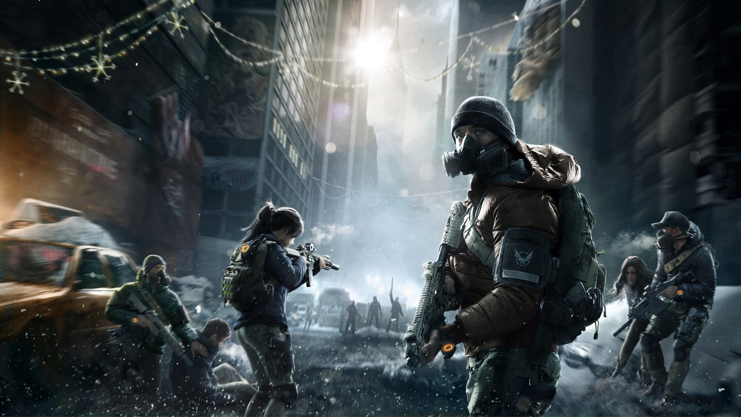 Tom Clancy's The Division · HD Wallpaper | Background ID:602216