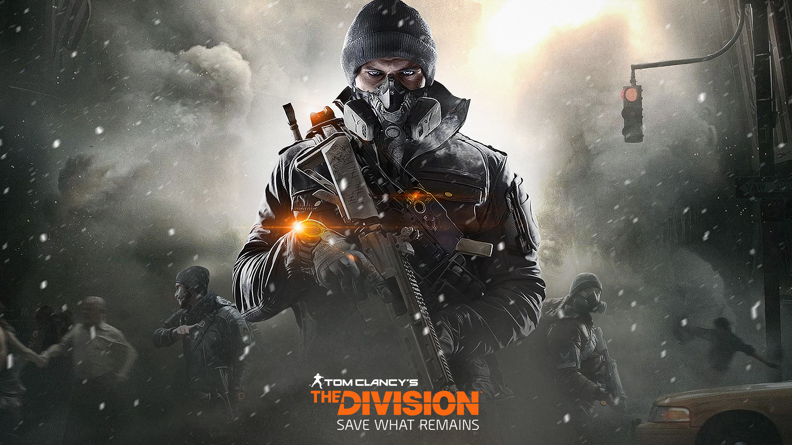 The Division Wallpaper 2560×1440