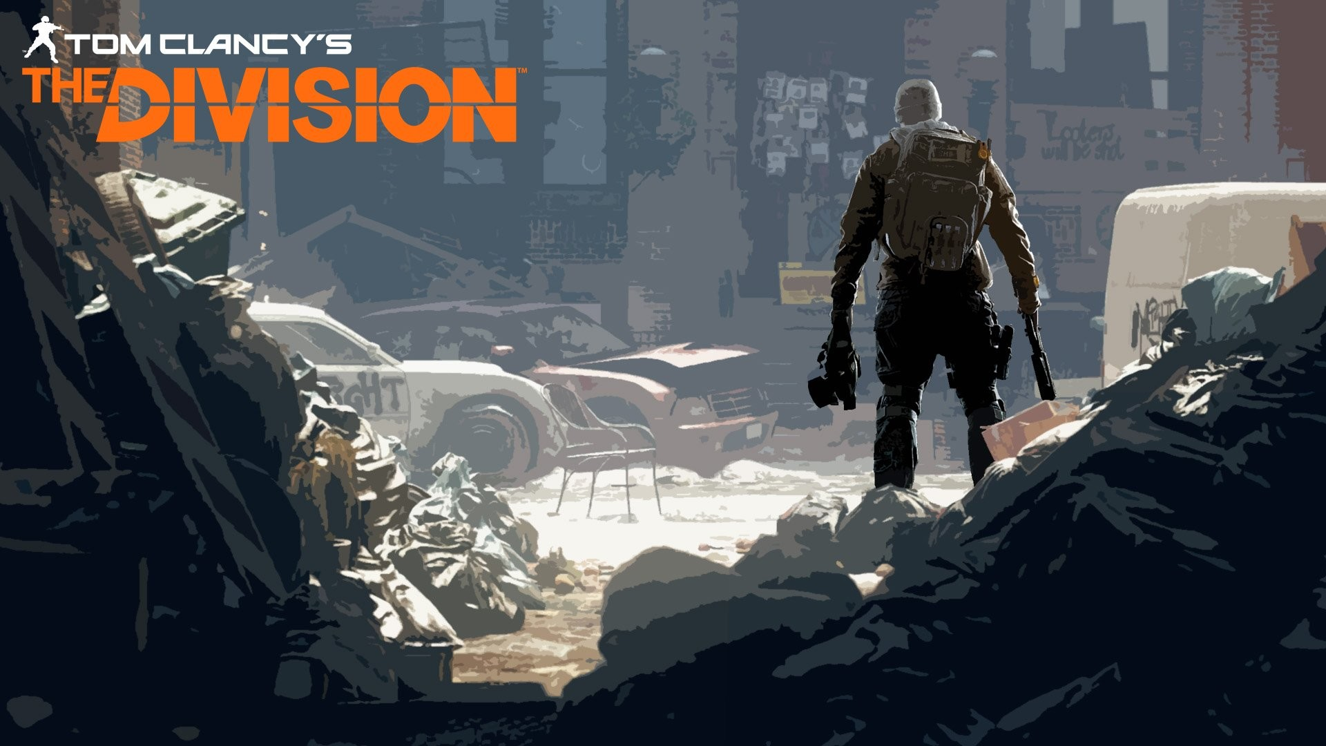 Moto X Video Game/Tom Clancys The Division Wallpaper ID: 1920×1080 Tom