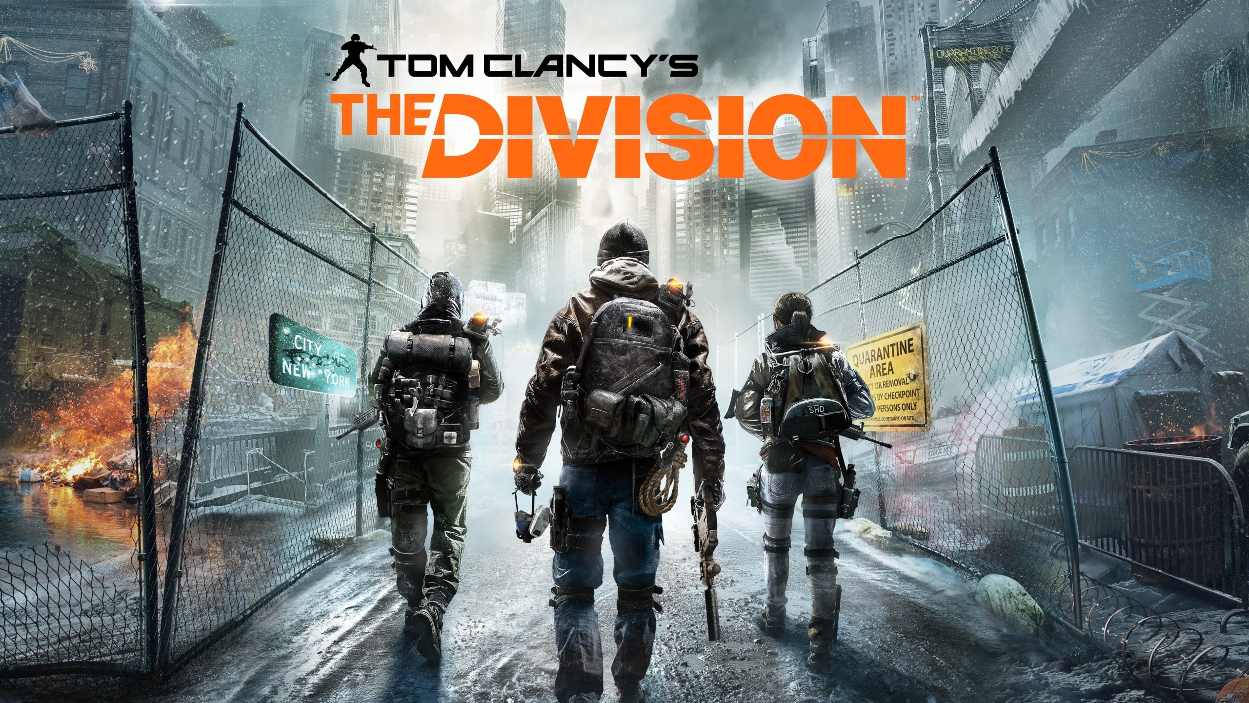 Games / The Division Wallpaper