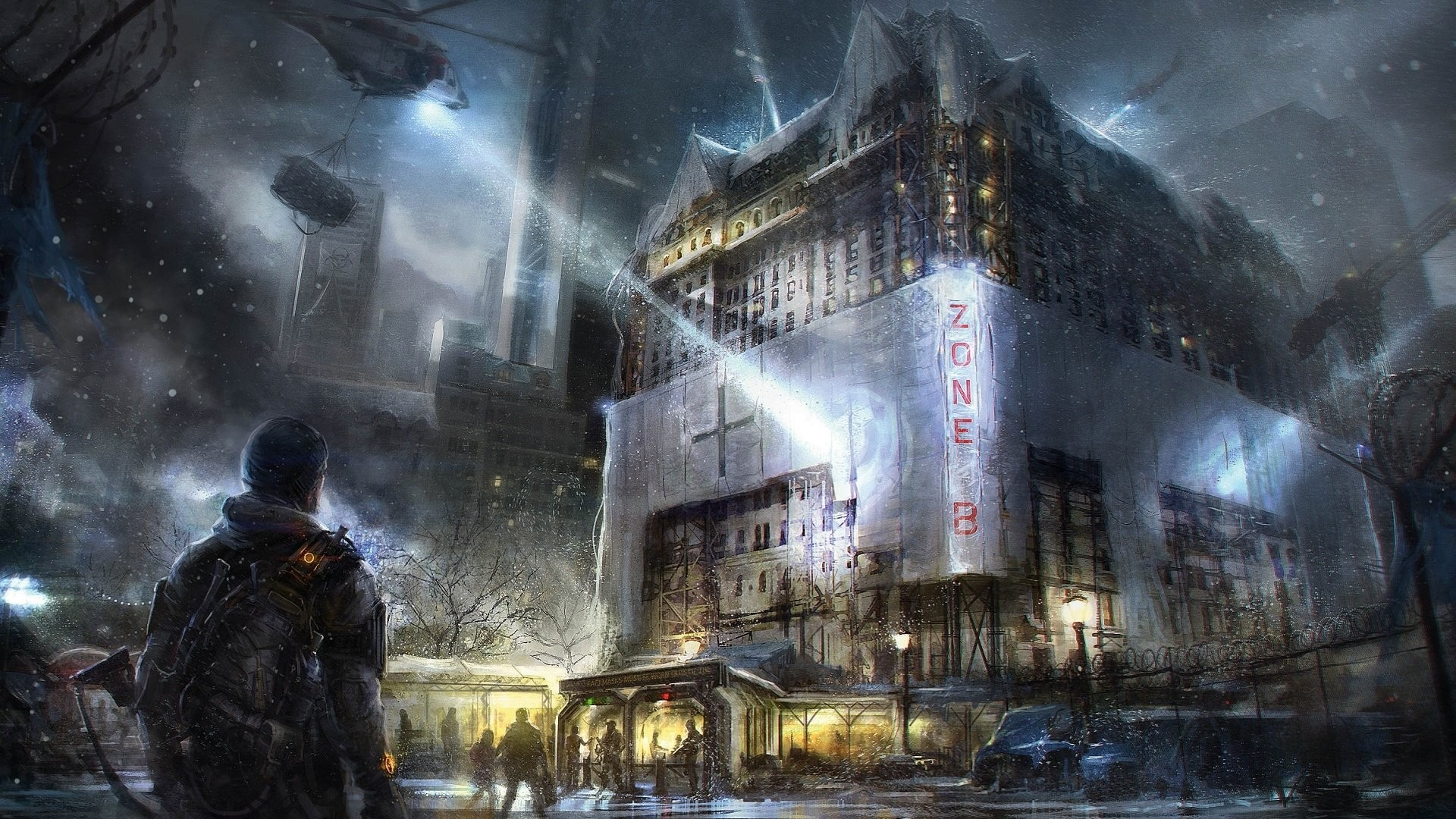 Tom Clancy's The Division · HD Wallpaper | Background ID:519624