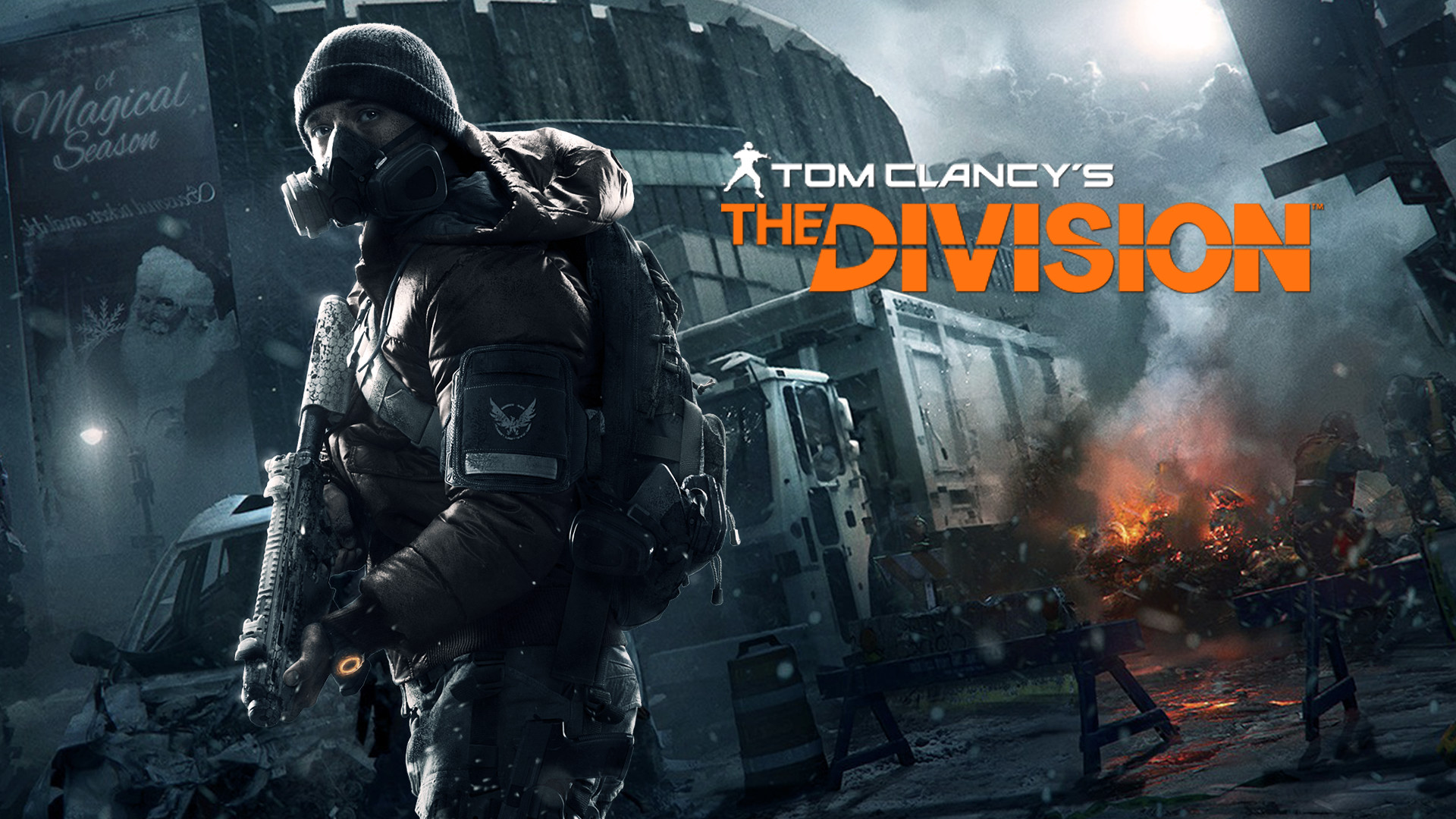 … The Division – PS4 HD Wallpaper by EversonTomiello