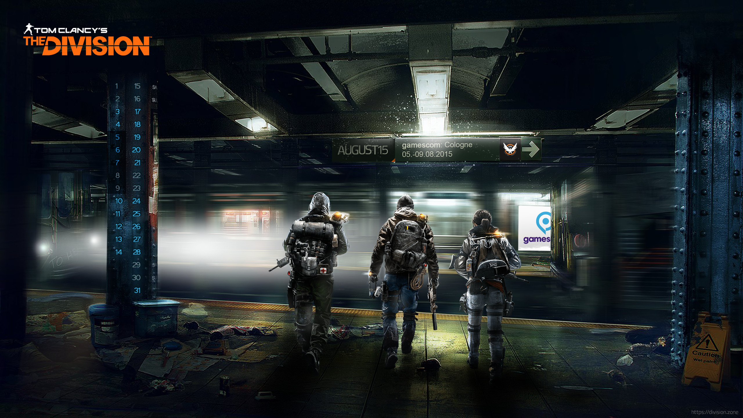 Tom Clancy's The Division Agent wallpapers (46 Wallpapers) – HD Wallpapers
