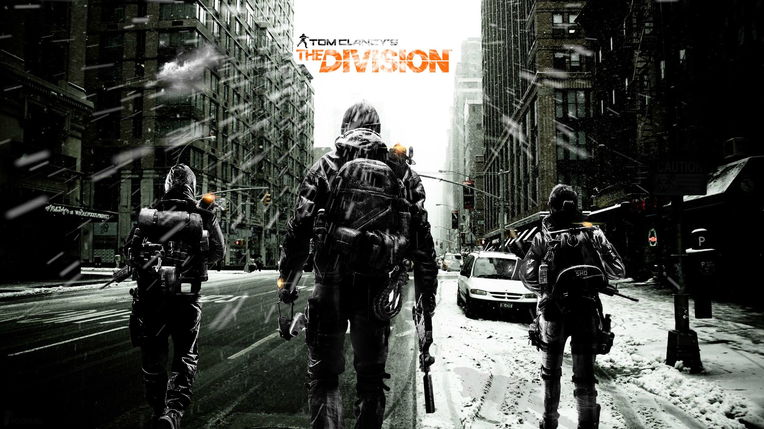 The Division Video Game Wallpaper The Division Wallpaper 1080p