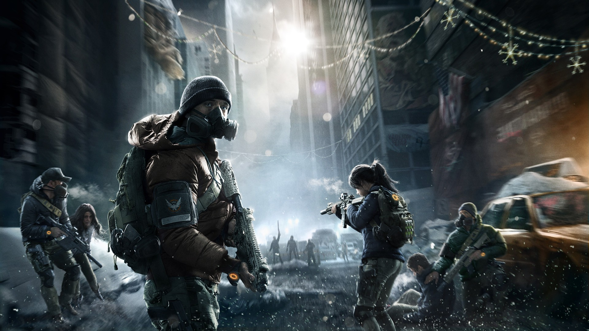 Tom Clancys The Division, Tom Clancys, Video Games Wallpapers HD / Desktop  and Mobile Backgrounds