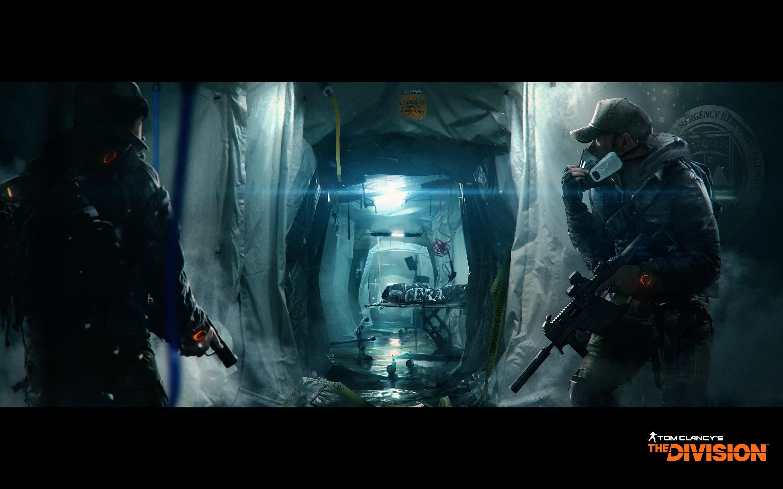 The Division hd wallpaper