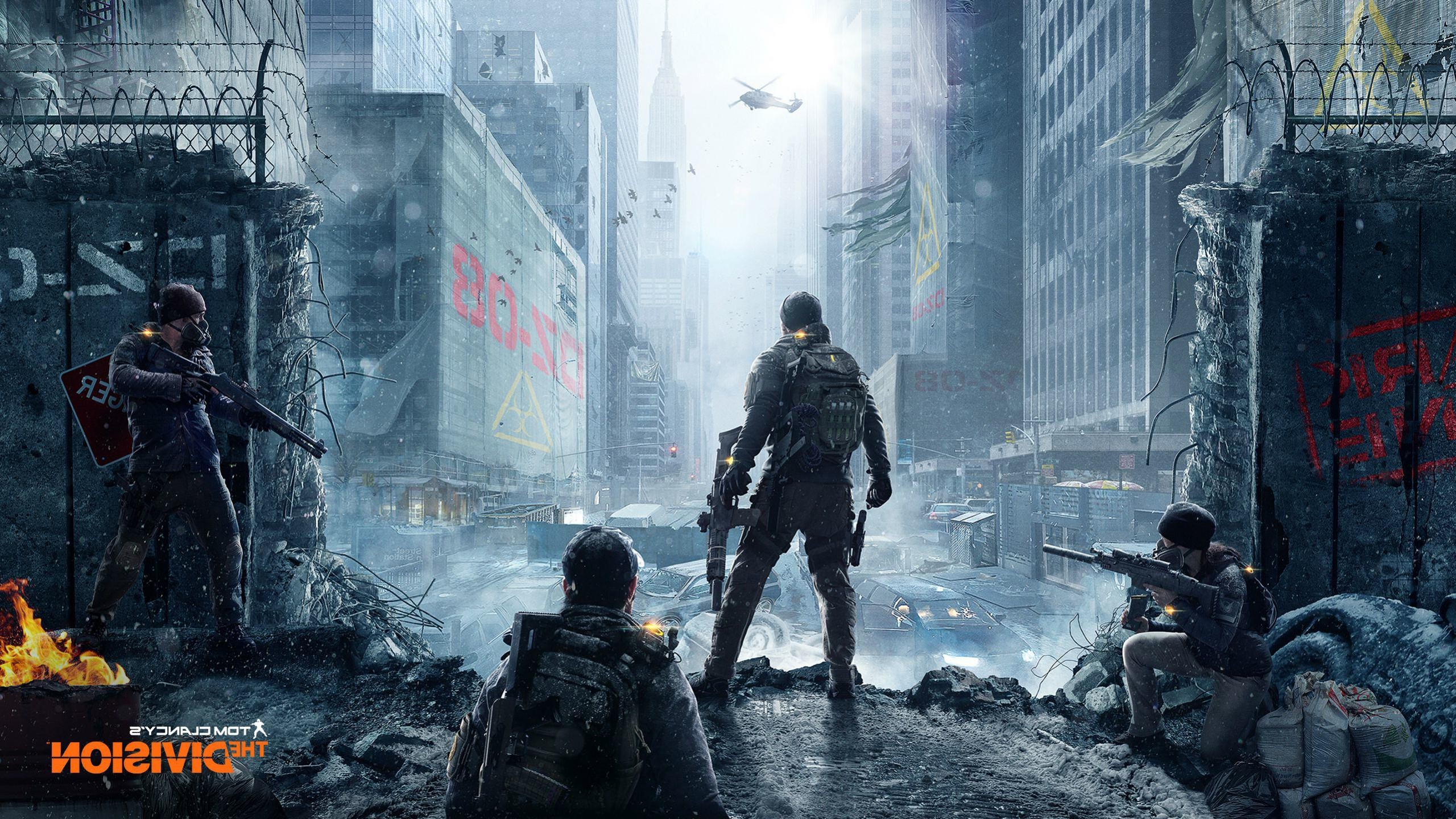 Tom Clancy's The Division Quarantine Area wallpapers (40 Wallpapers)