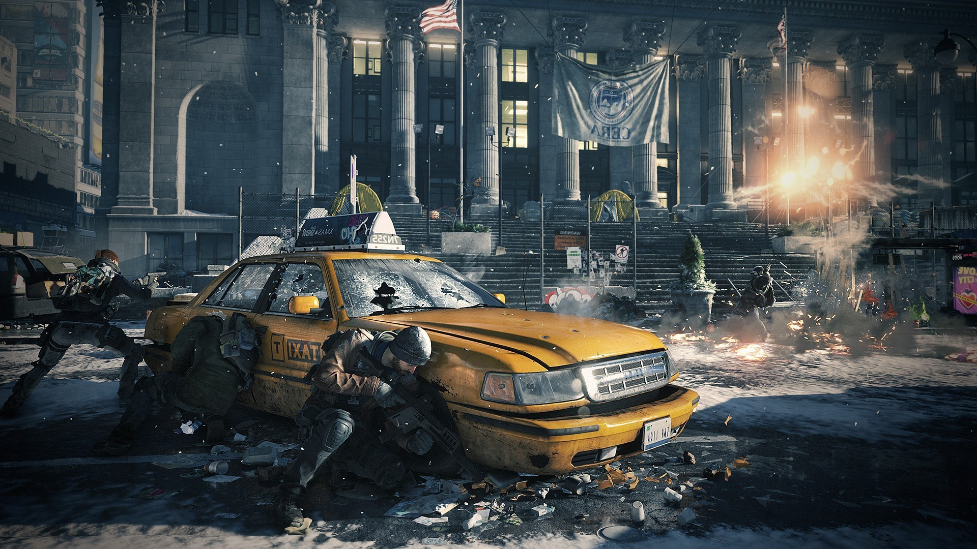 Tom Clancys The Division, Video Games, Artwork Wallpapers HD / Desktop and  Mobile Backgrounds