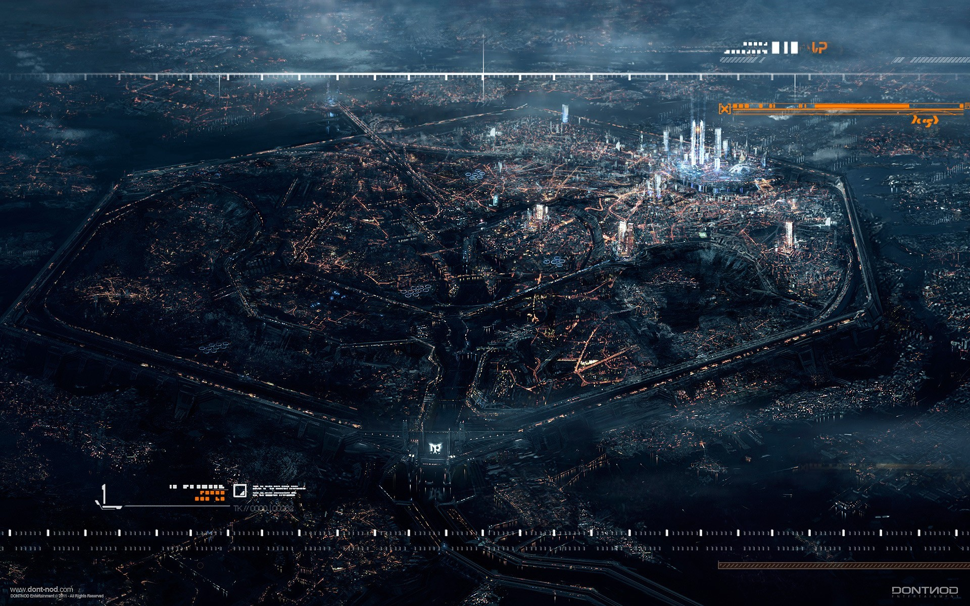 Tom Clancys The Division, Video Games, Map Wallpapers HD / Desktop and  Mobile Backgrounds