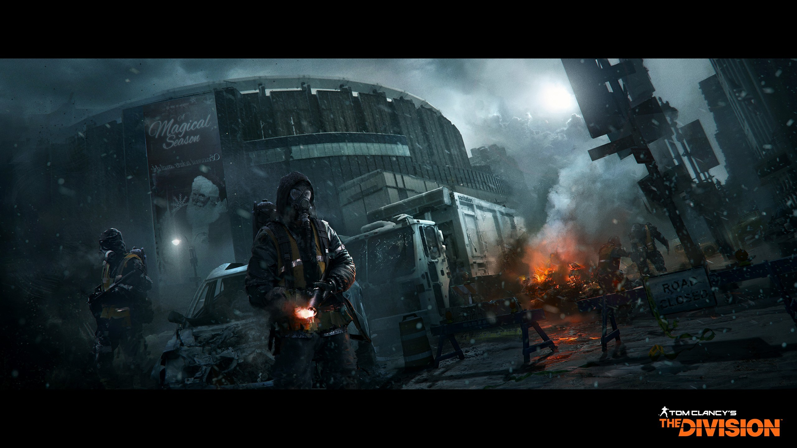 video Games, Tom Clancys The Division Wallpapers HD / Desktop and Mobile  Backgrounds
