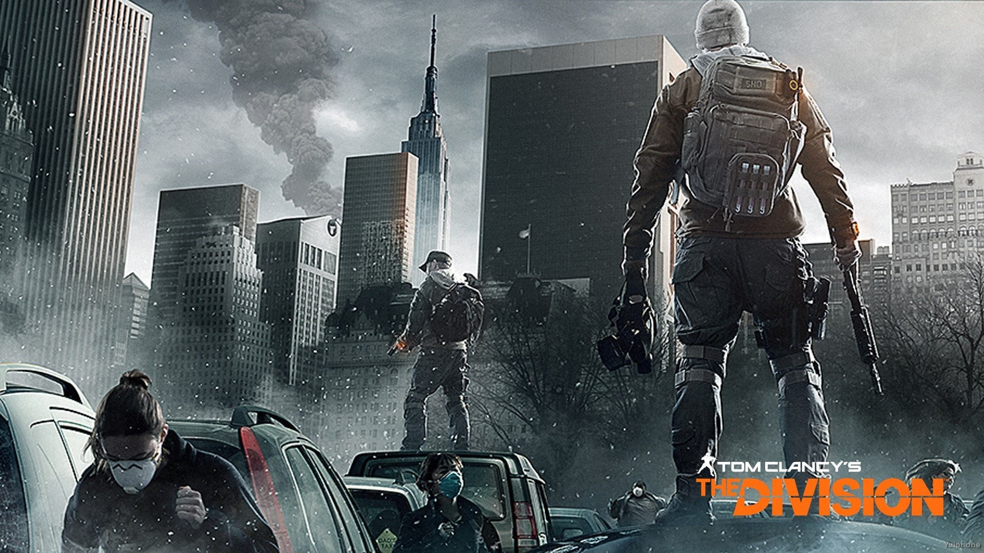 TOM CLANCYS DIVISION tactical shooter action rpg military online (34)  wallpaper | | 373923 | WallpaperUP