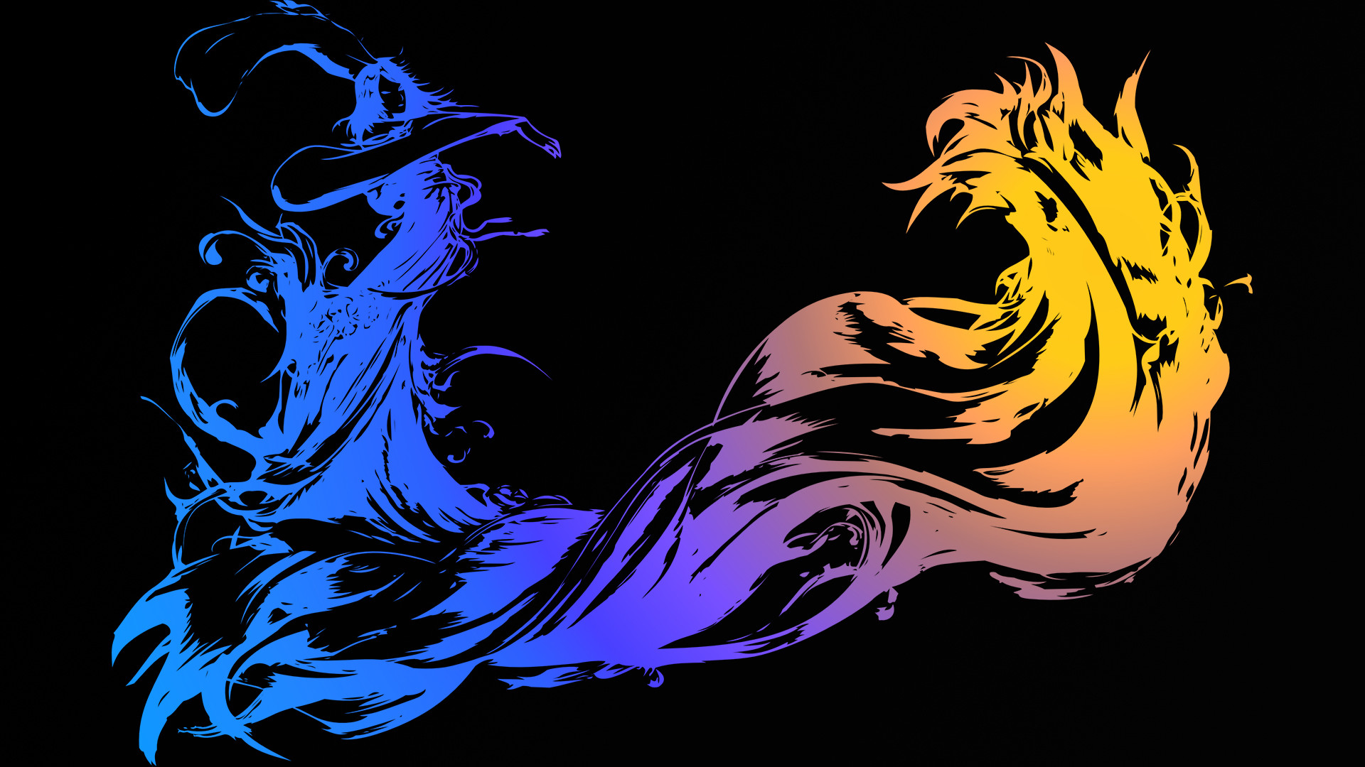 Someone requested it, so I made a Final Fantasy X wallpaper. Here it is!
