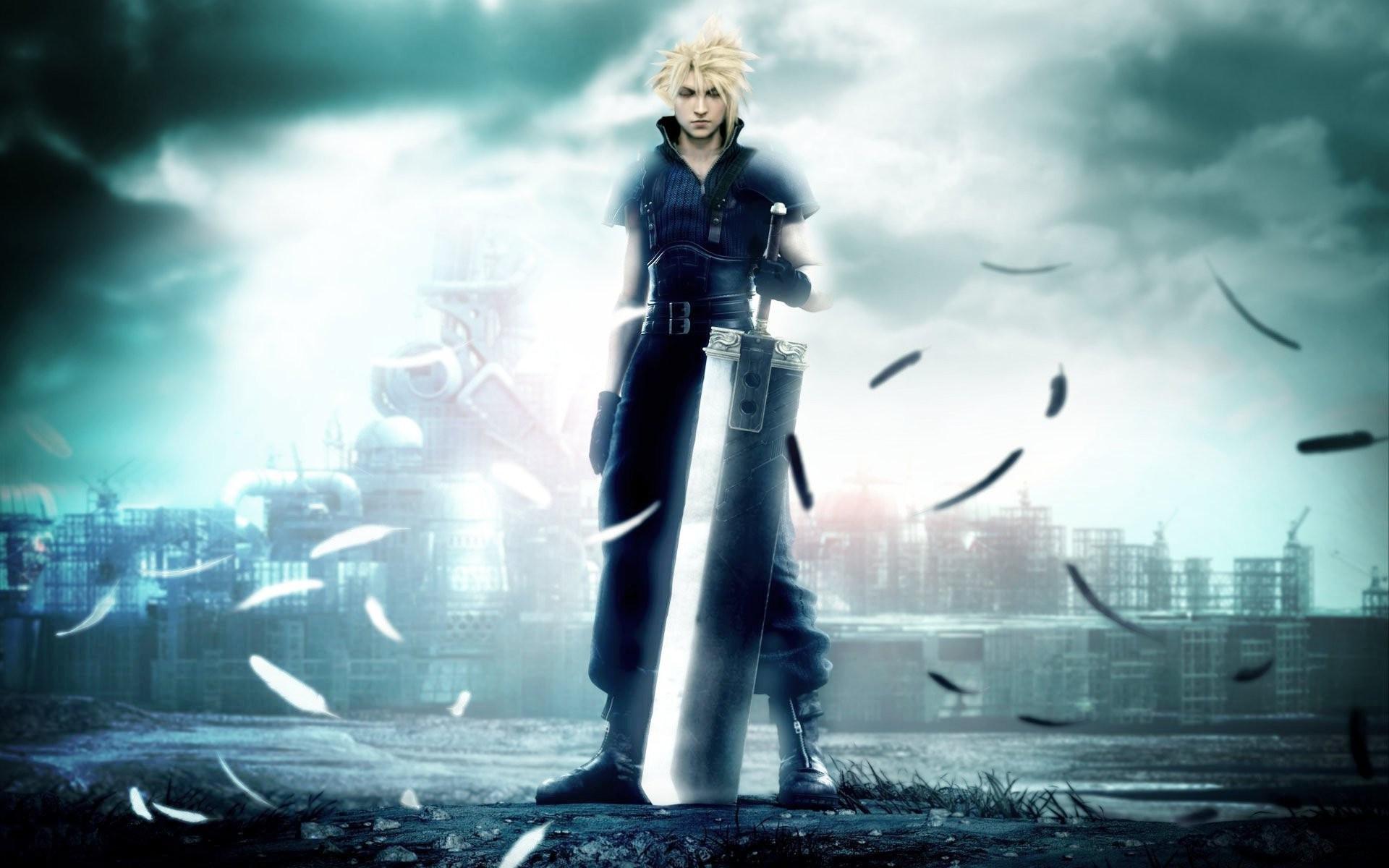 Cloud Strife – Final Fantasy VII wallpaper