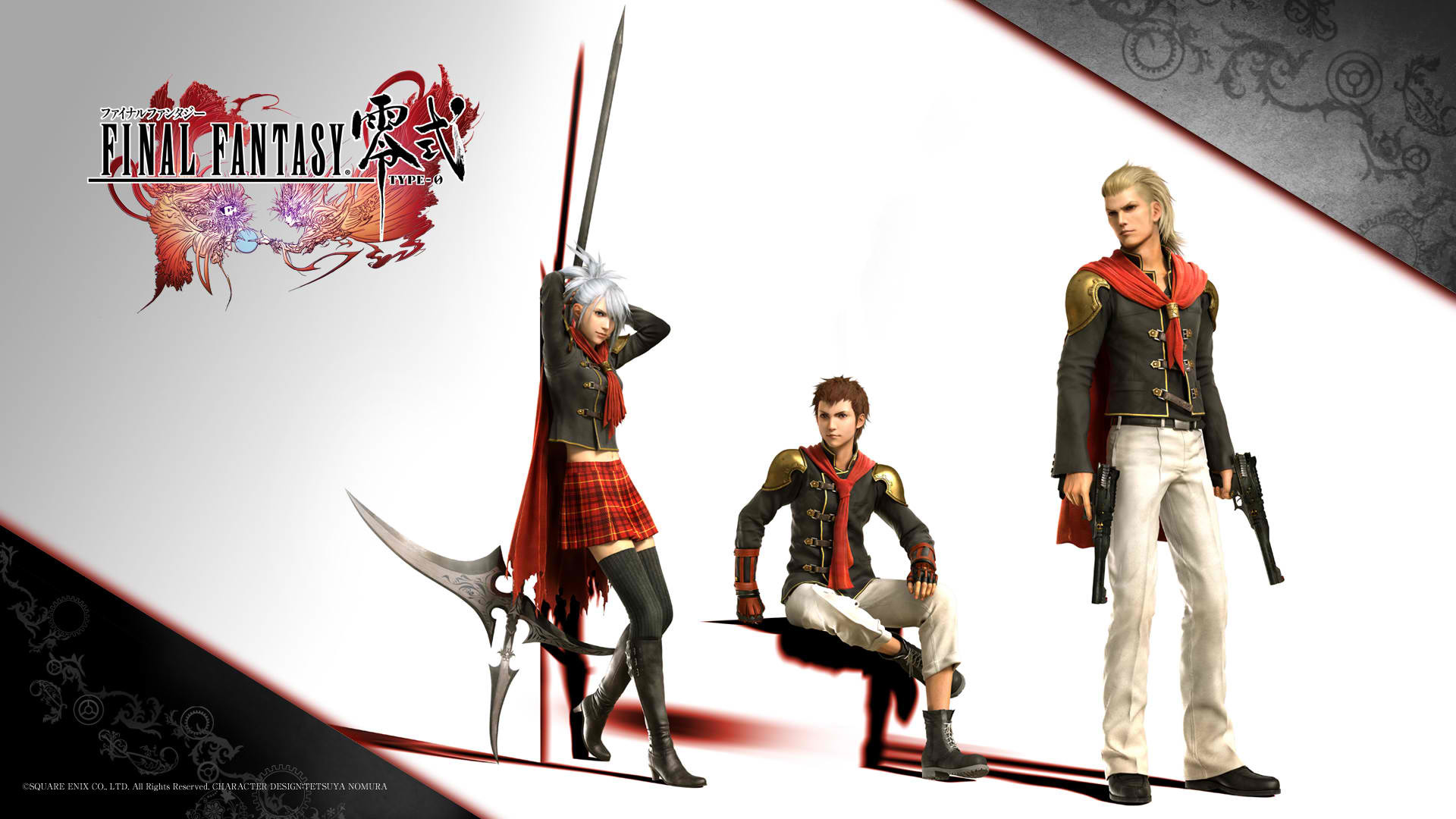 Final Fantasy Type-0 Wallpapers