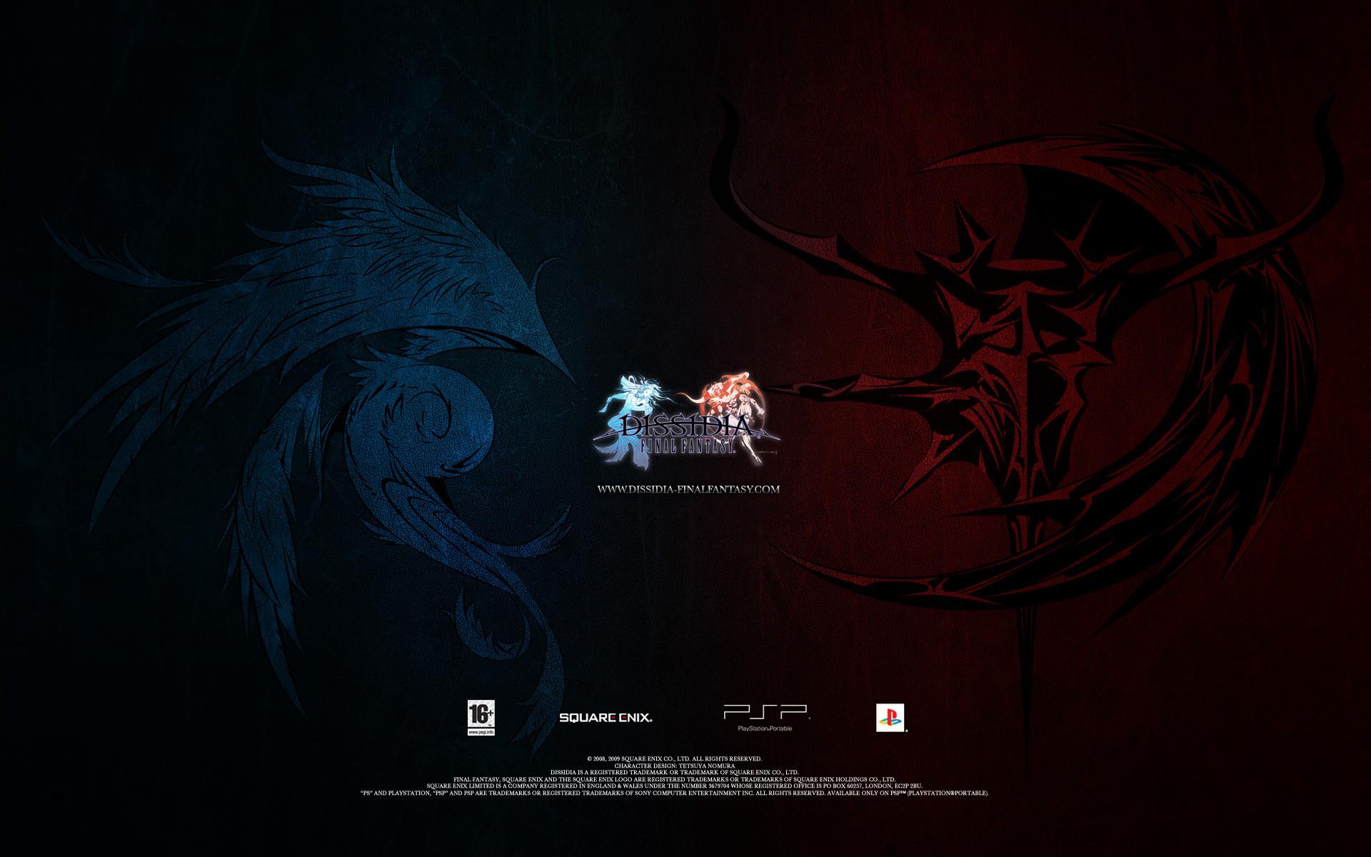 Dissidia Final Fantasy wallpapers
