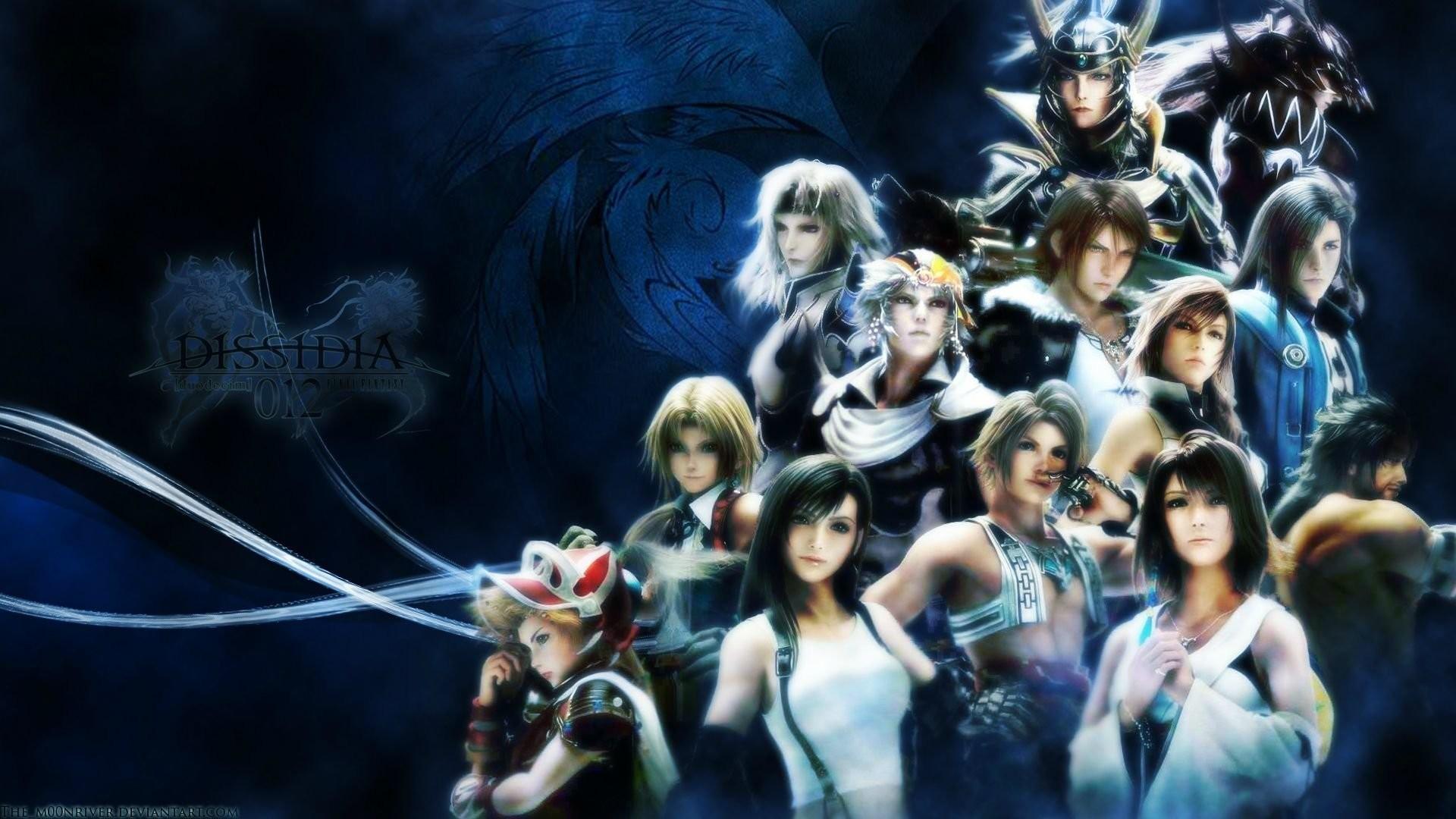 HD Wallpaper   Background ID:332757. Video Game Dissidia 012: Final  Fantasy