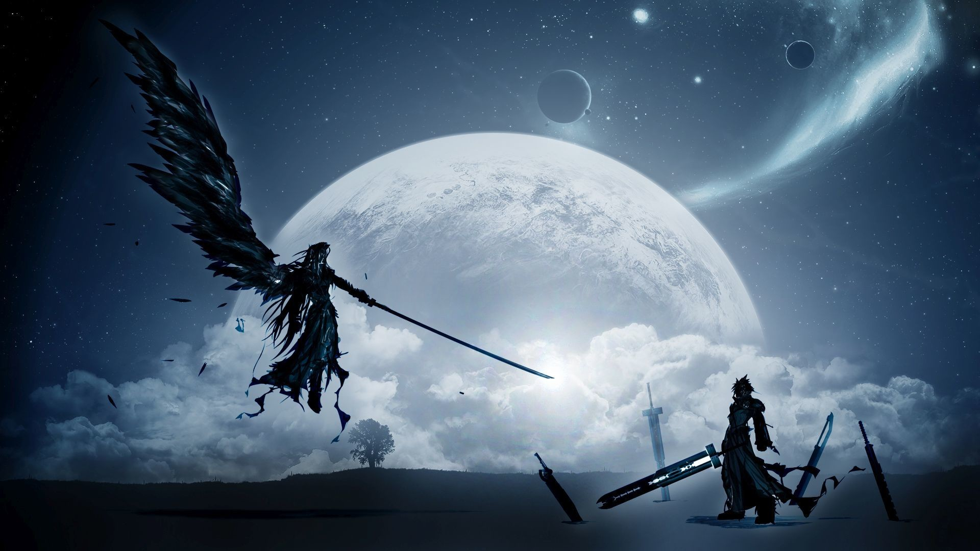 Final Fantasy VII HD Wallpaper 1920×1080