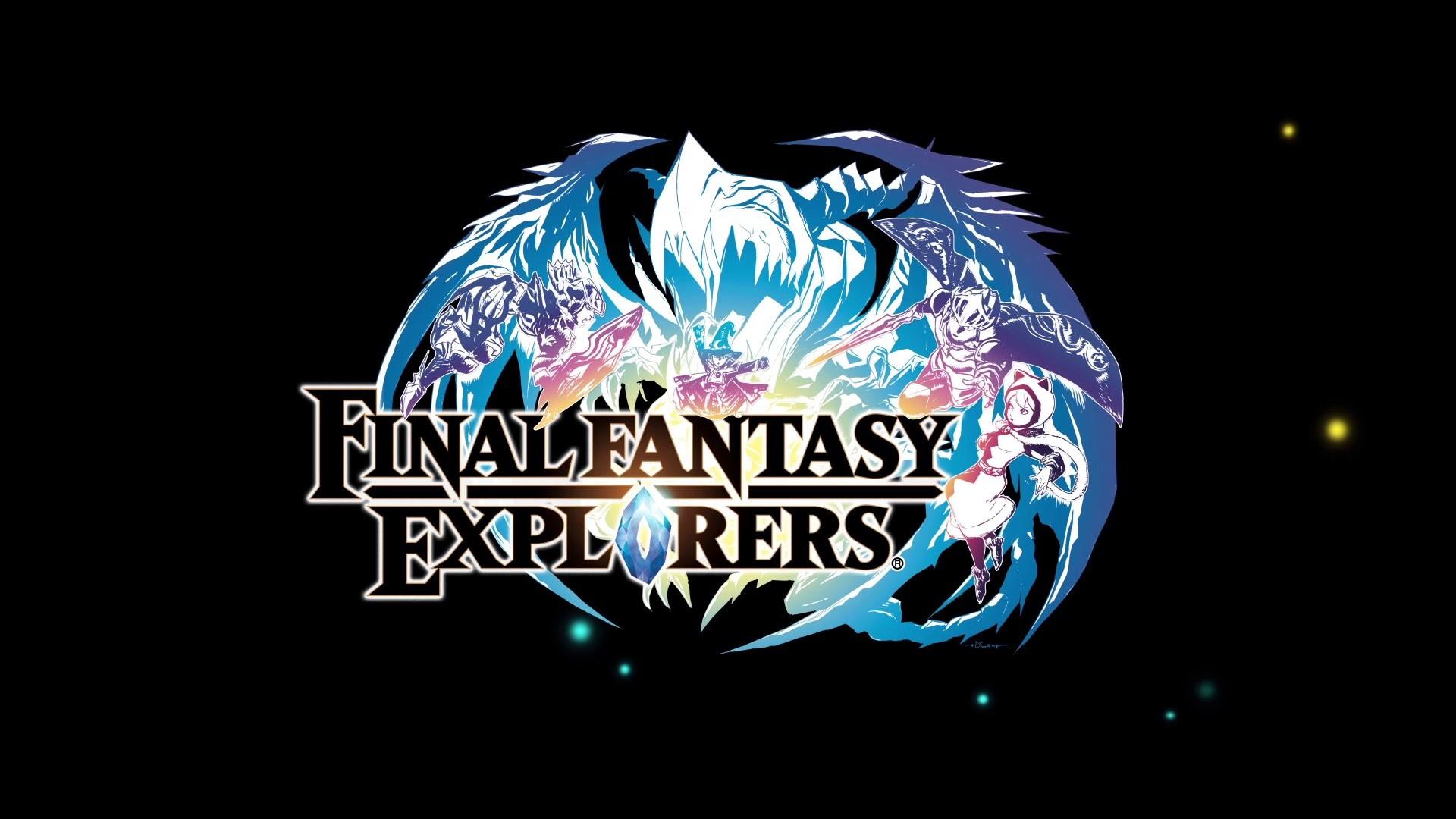 final fantasy explorers wallpaper 1 …