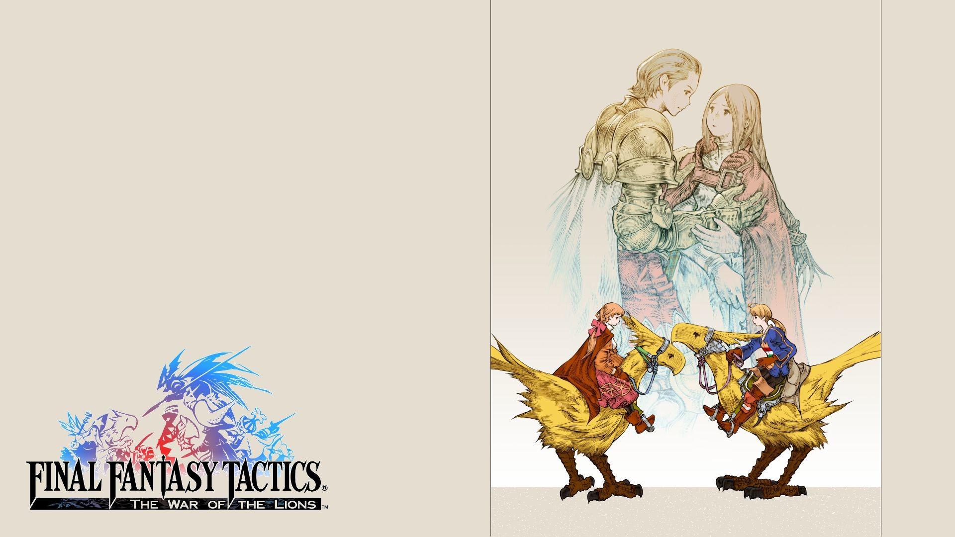 Final Fantasy Tactics wallpaper – 1180203