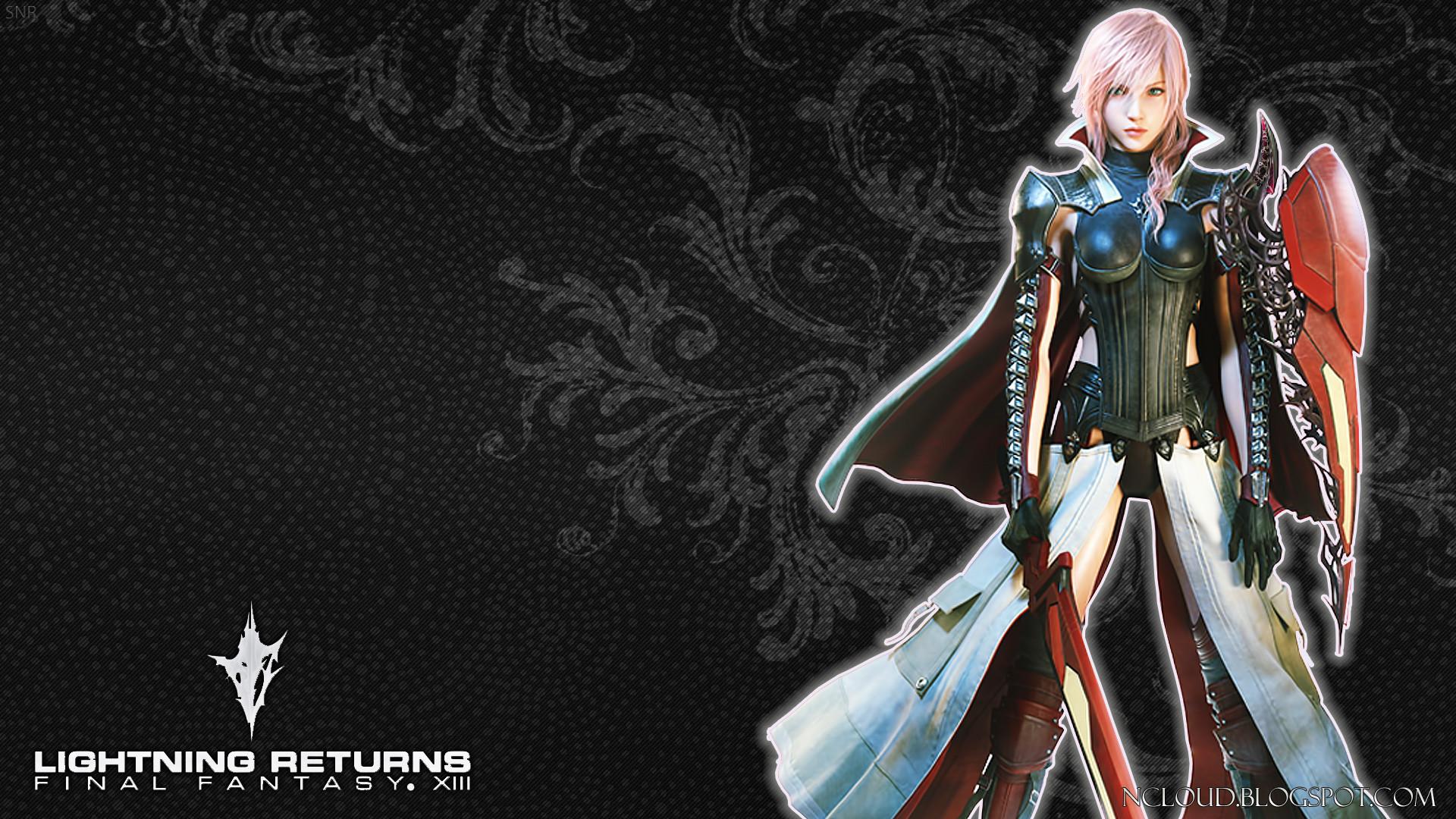 My Lightning Returns Final Fantasy XIII Wallpaper 4