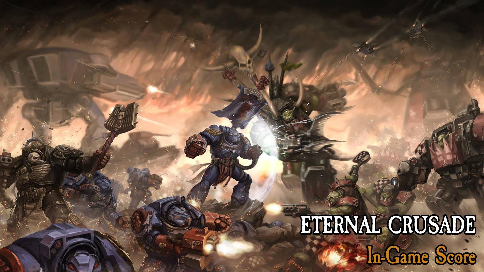 Warhammer 40k Eternal Crusade In-Game Soundtrack #6 – Orks Theme – YouTube